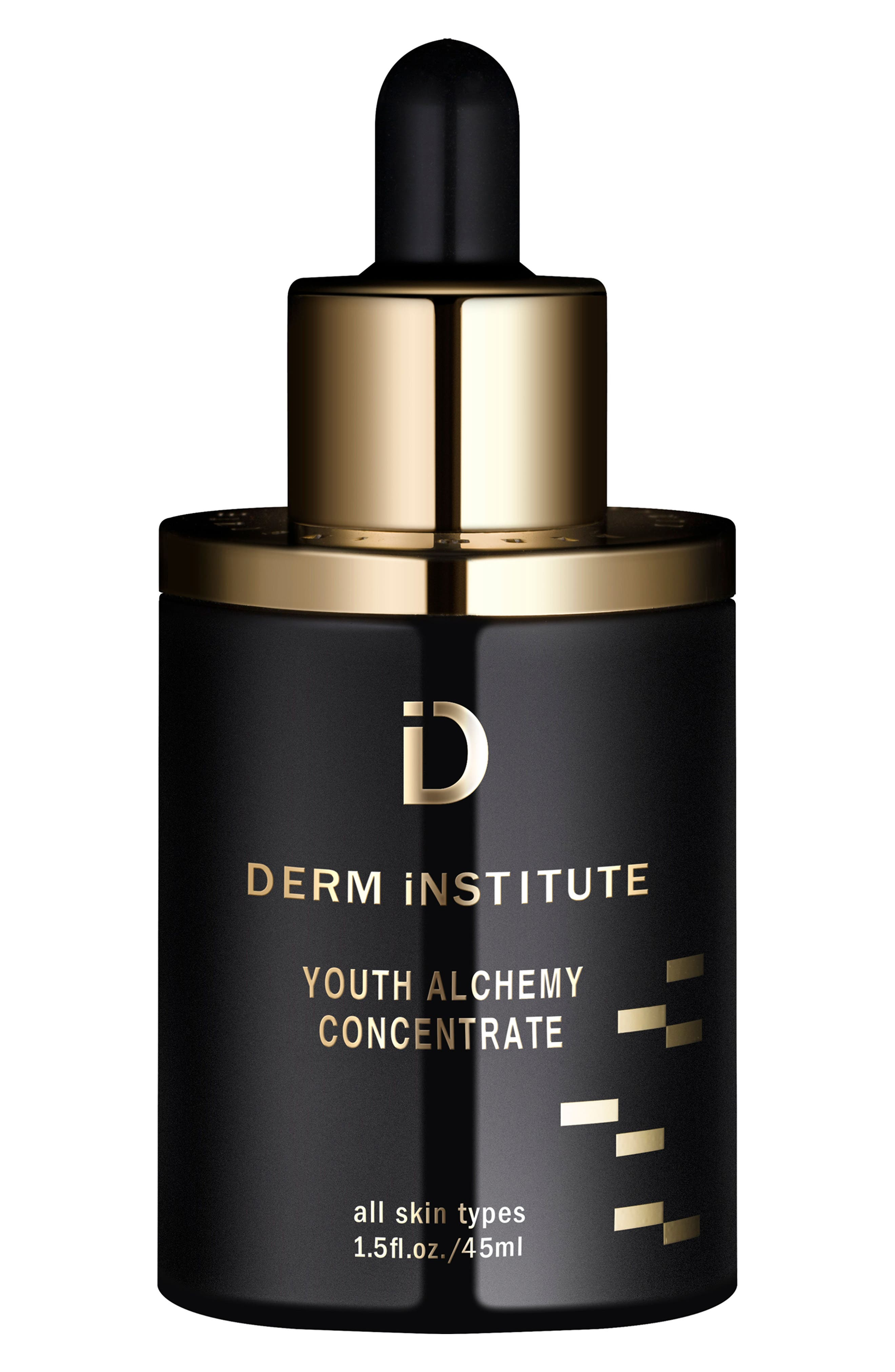 SPACE.NK.apothecary Derm Institute Youth Alchemy Concentrate,                             Main thumbnail 1, color,                             NO COLOR