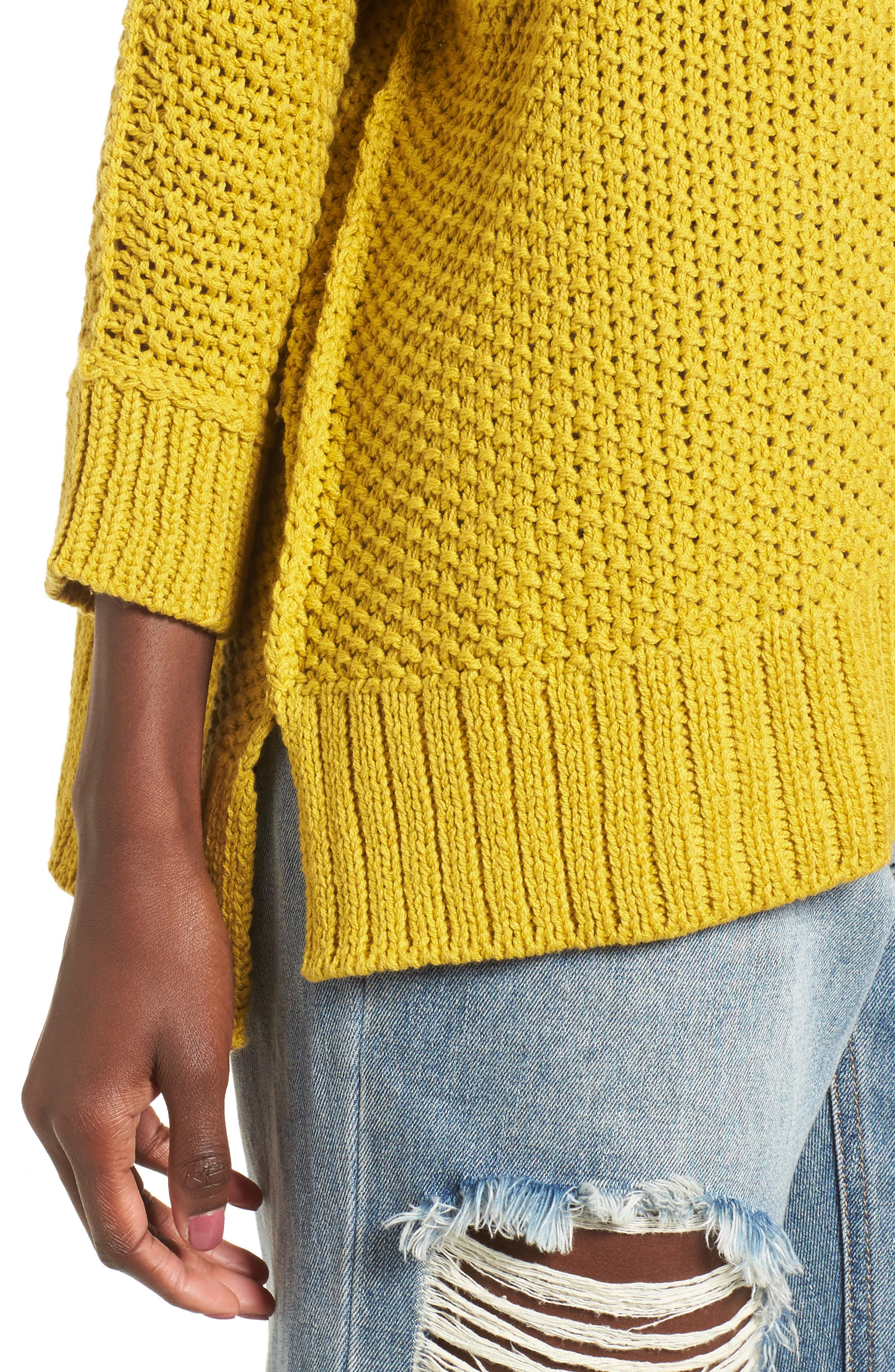 Dolman Sleeve Sweater,                             Alternate thumbnail 4, color,                             310