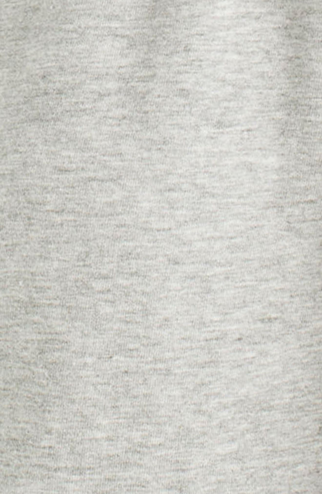 Knit Sleep Shirt,                             Alternate thumbnail 3, color,                             020