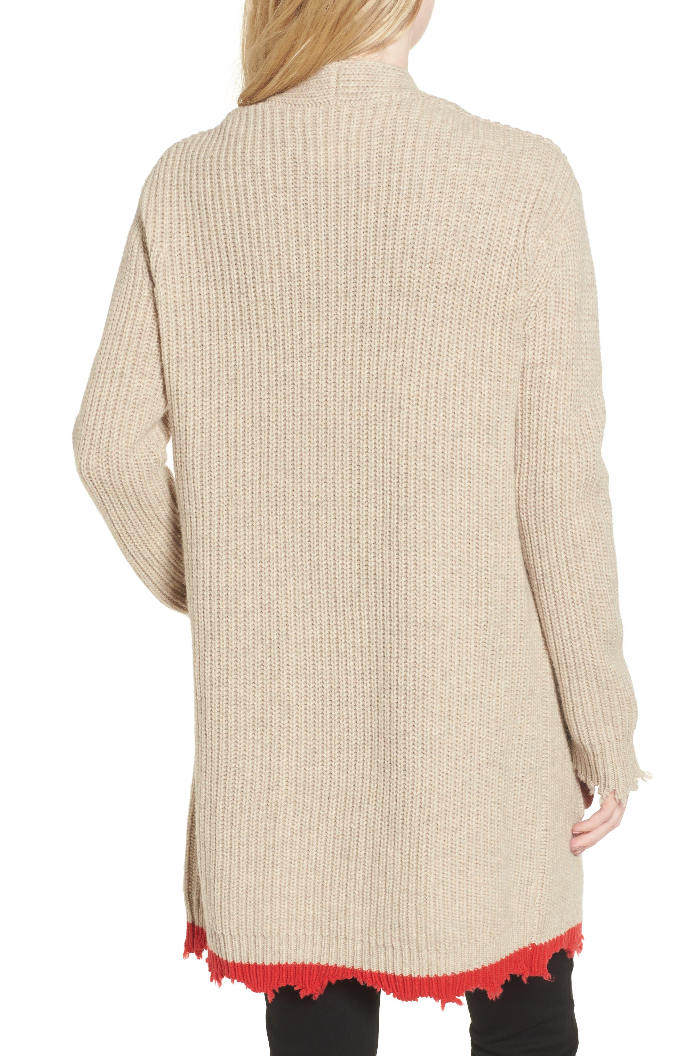 Rita Cardigan Sweater,                             Alternate thumbnail 2, color,