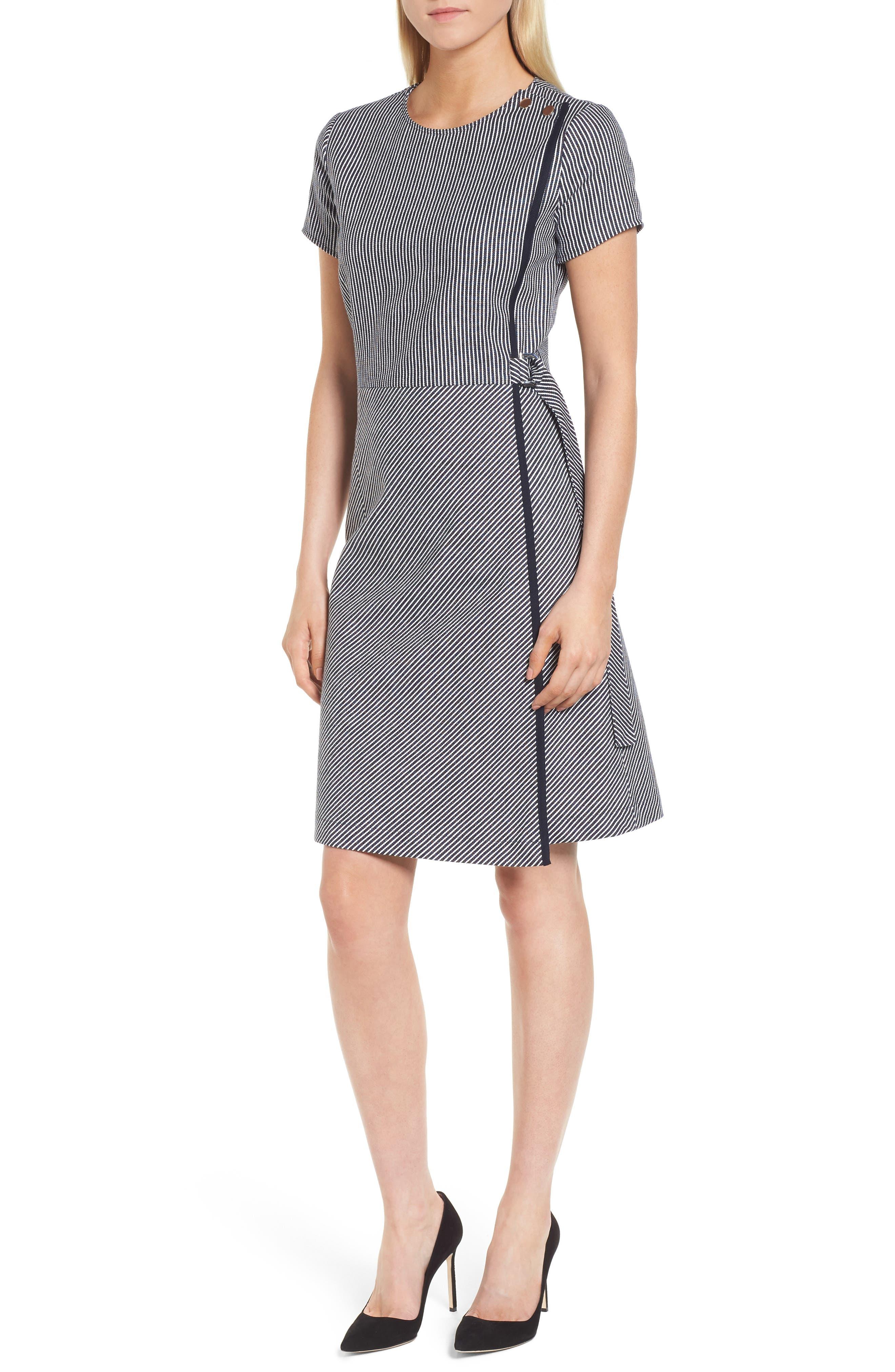 Hugo Boss Hadiana Dress,                         Main,                         color, 461