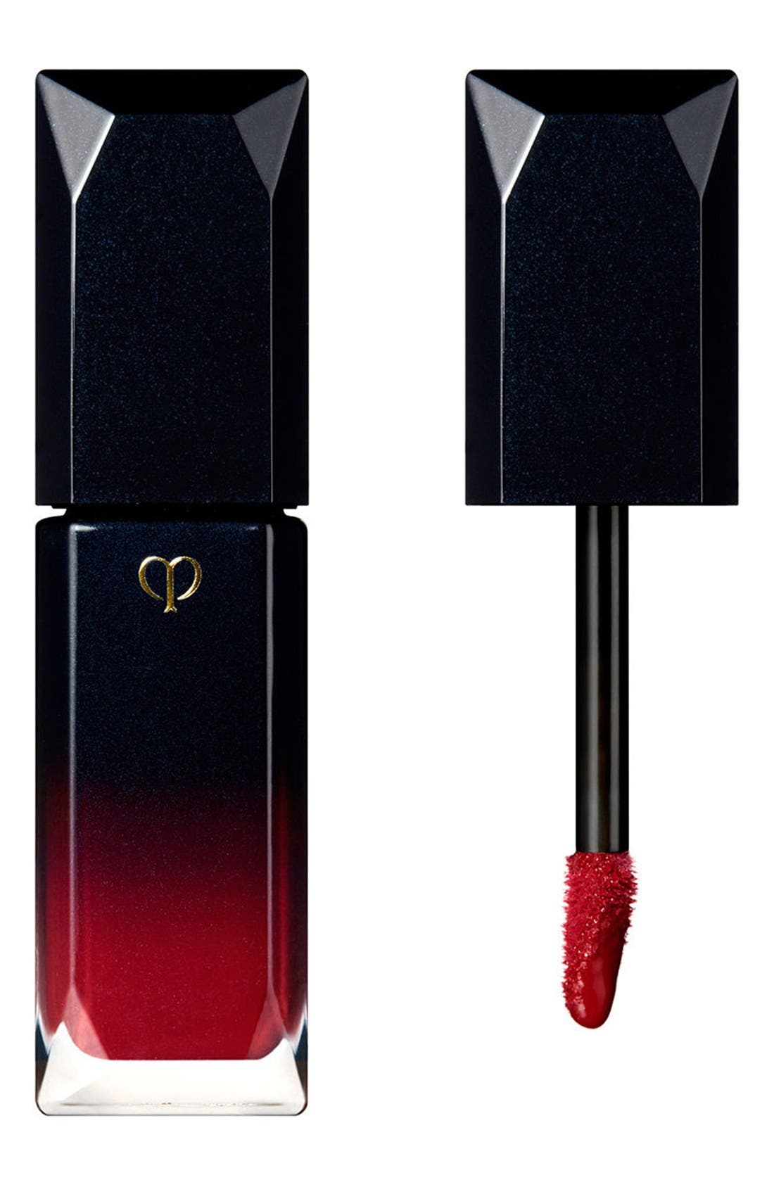 Radiant Liquid Rouge Lip Lacquer,                             Alternate thumbnail 5, color,                             18 RUBY RED