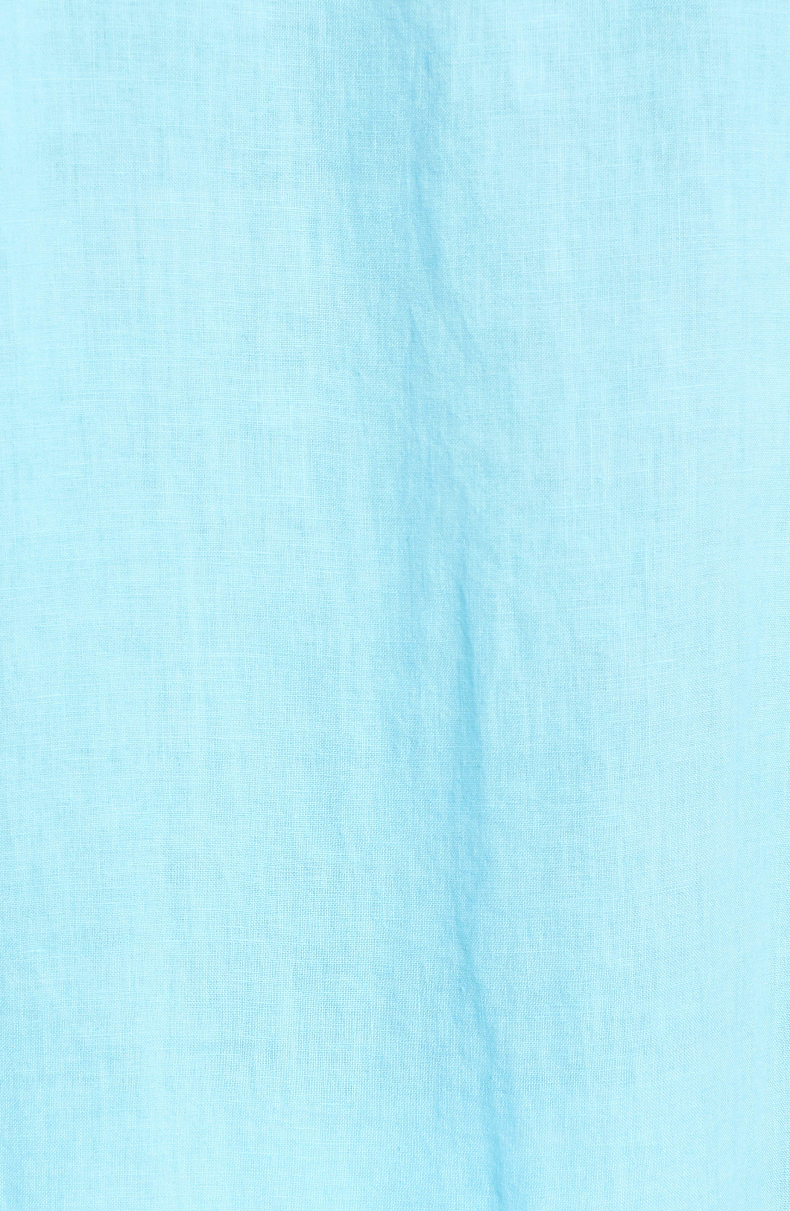 Seaspray Breezer Linen Shirt,                             Alternate thumbnail 20, color,