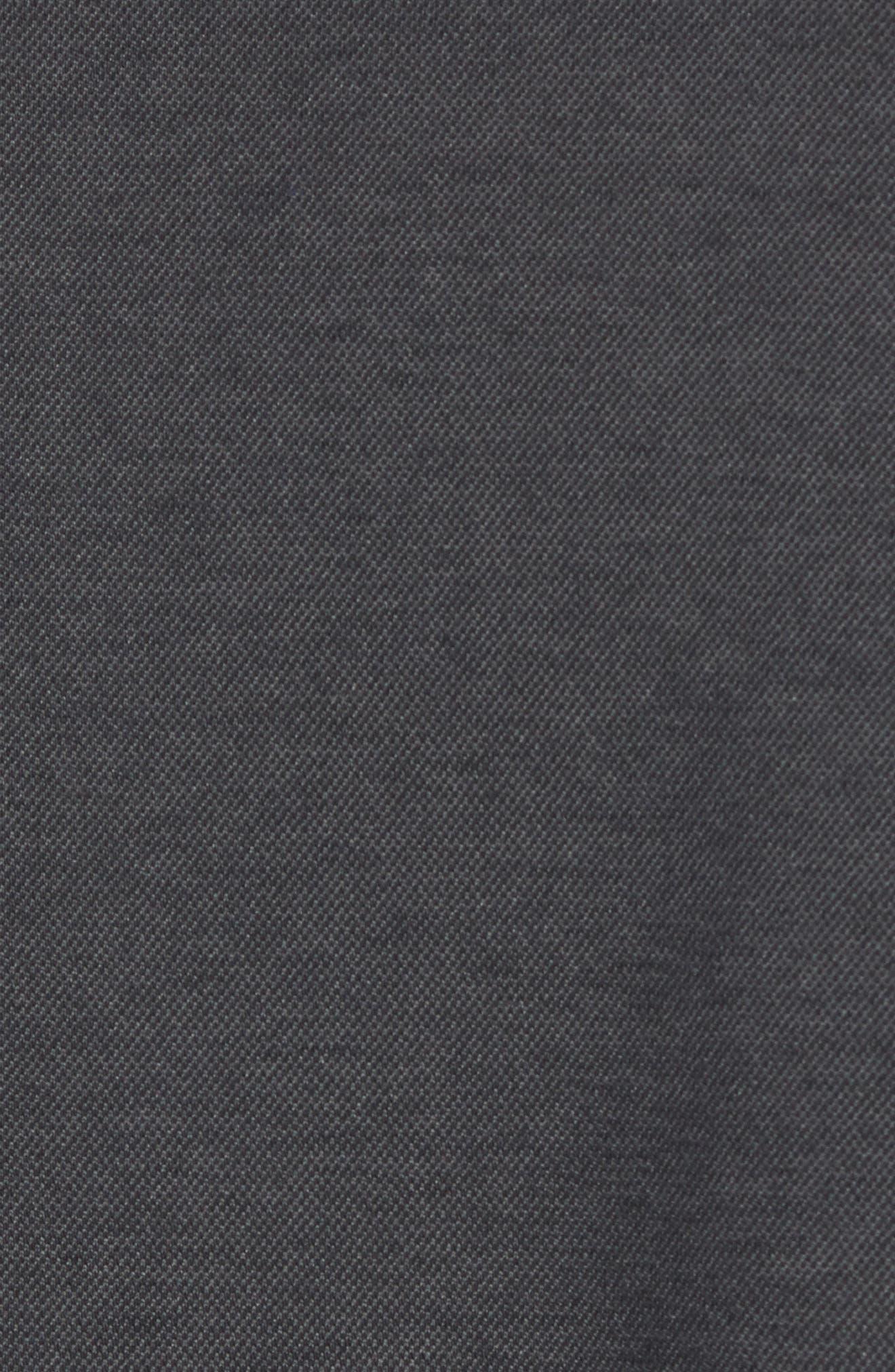 Caruth Piqué Sport Shirt,                             Alternate thumbnail 5, color,                             021