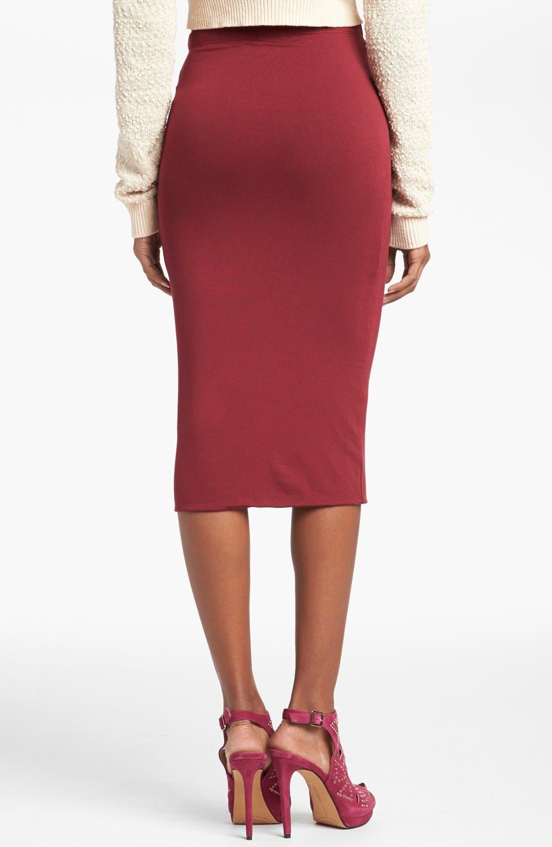 Double Layered Tube Skirt,                             Alternate thumbnail 20, color,