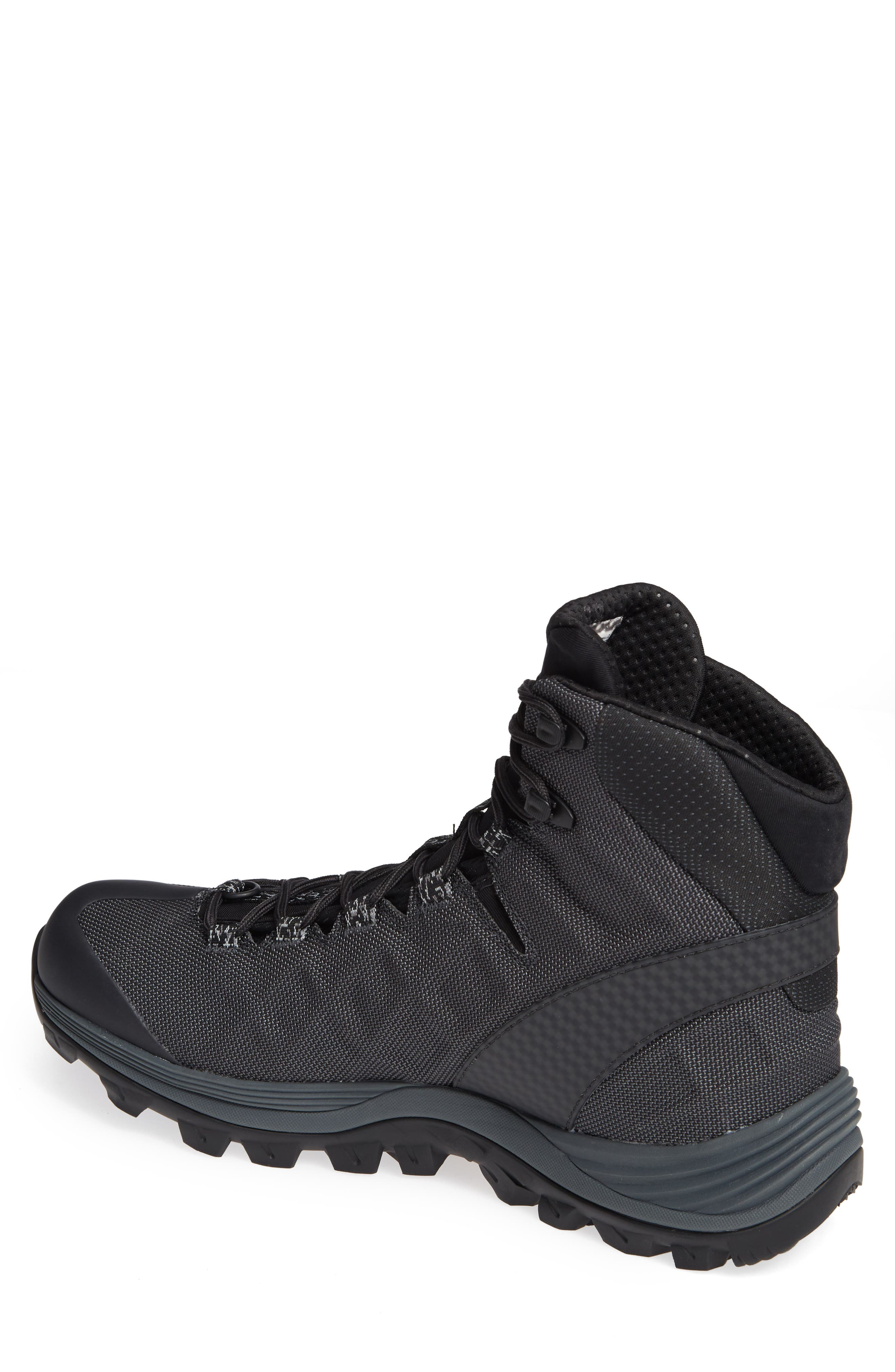 Thermo Rogue Gore-Tex<sup>®</sup> Waterproof Boot,                             Alternate thumbnail 2, color,                             BLACK