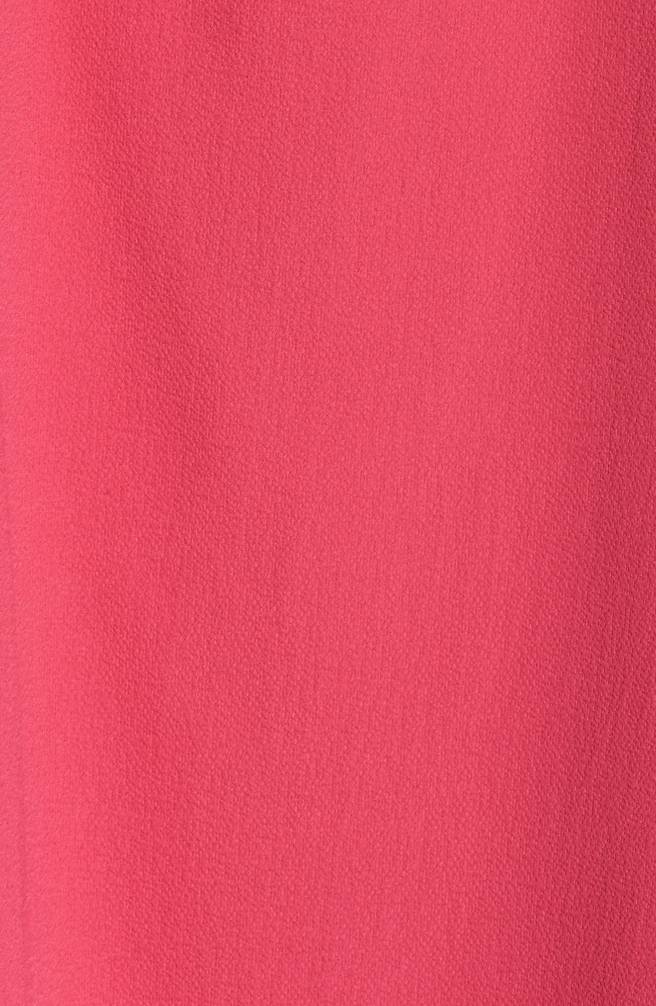 Off the Shoulder Ruffle Dress,                             Alternate thumbnail 39, color,