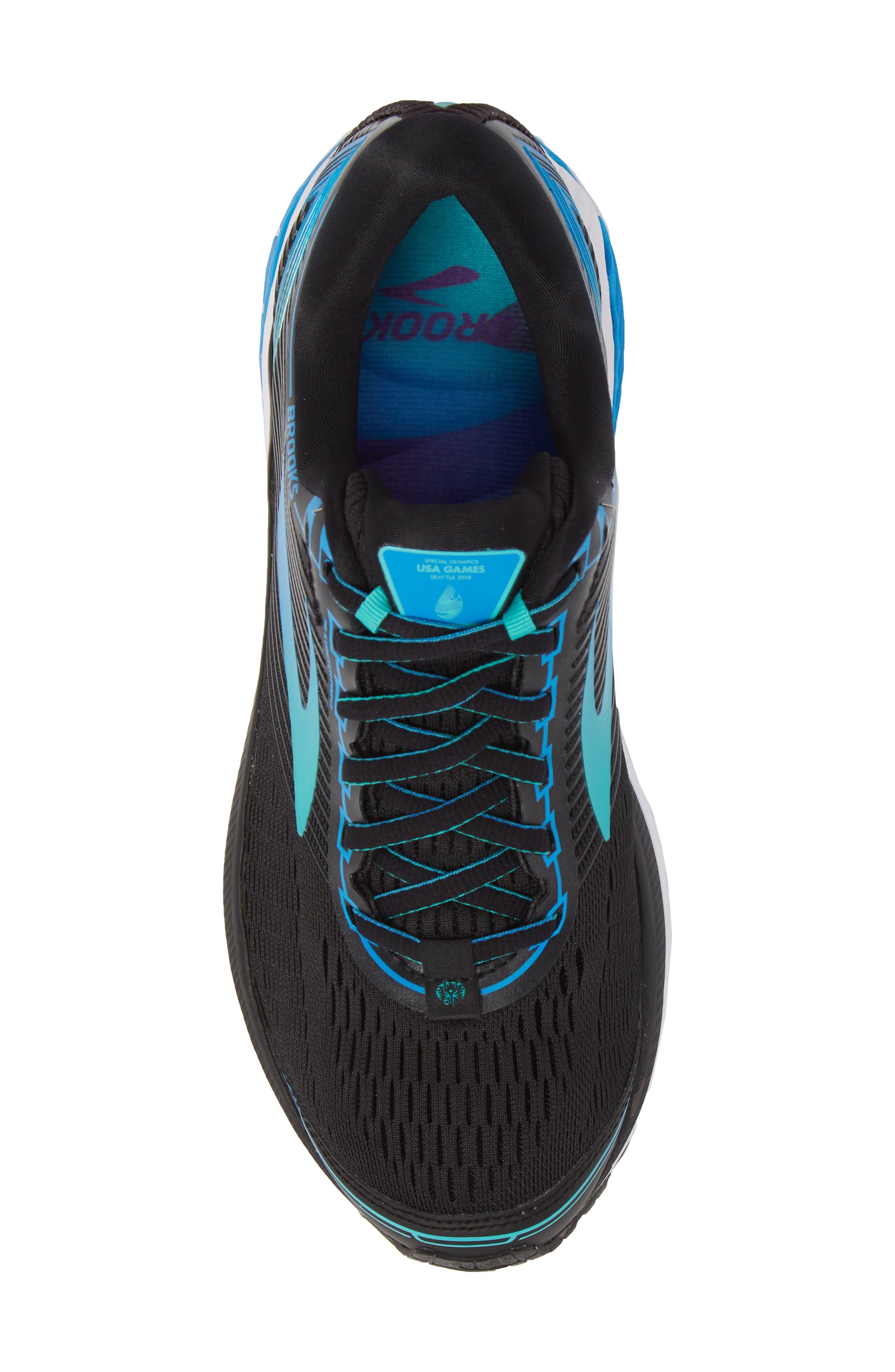 Ghost 10 Running Shoe,                             Alternate thumbnail 5, color,                             007