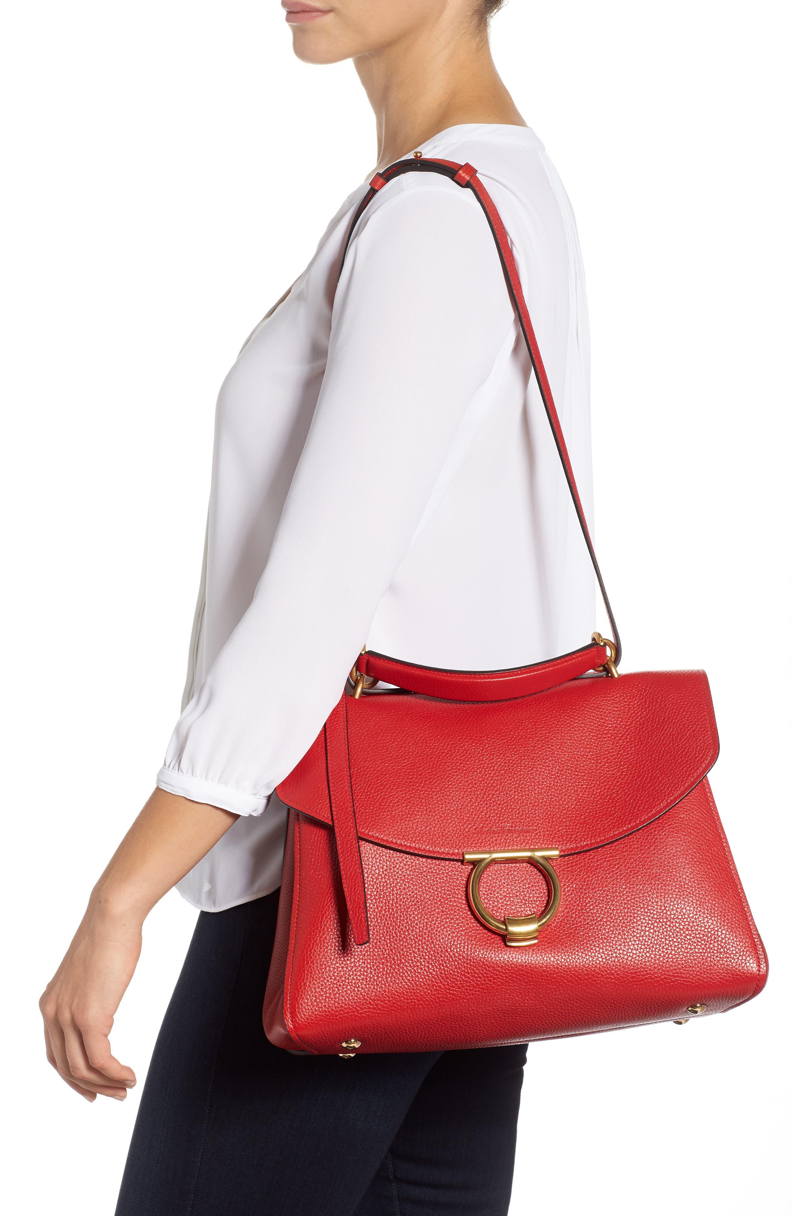 Flap Shoulder Bag,                             Alternate thumbnail 2, color,                             600