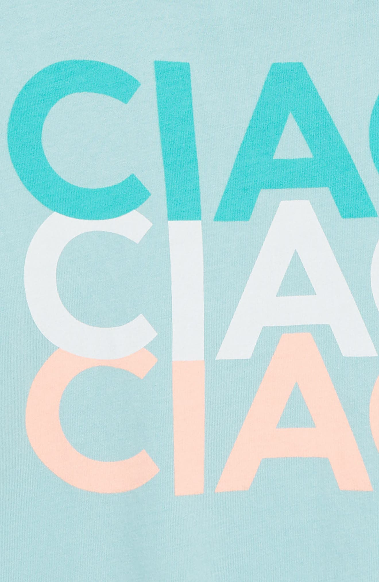 PEEK AREN'T YOU CURIOUS,                             Peek Ciao! T-Shirt,                             Alternate thumbnail 2, color,                             452