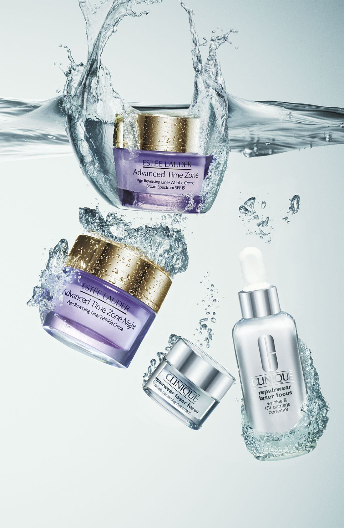 Advanced Time Zone Age Reversing Line/Wrinkle Hydrating Gel,                             Alternate thumbnail 2, color,                             NO COLOR
