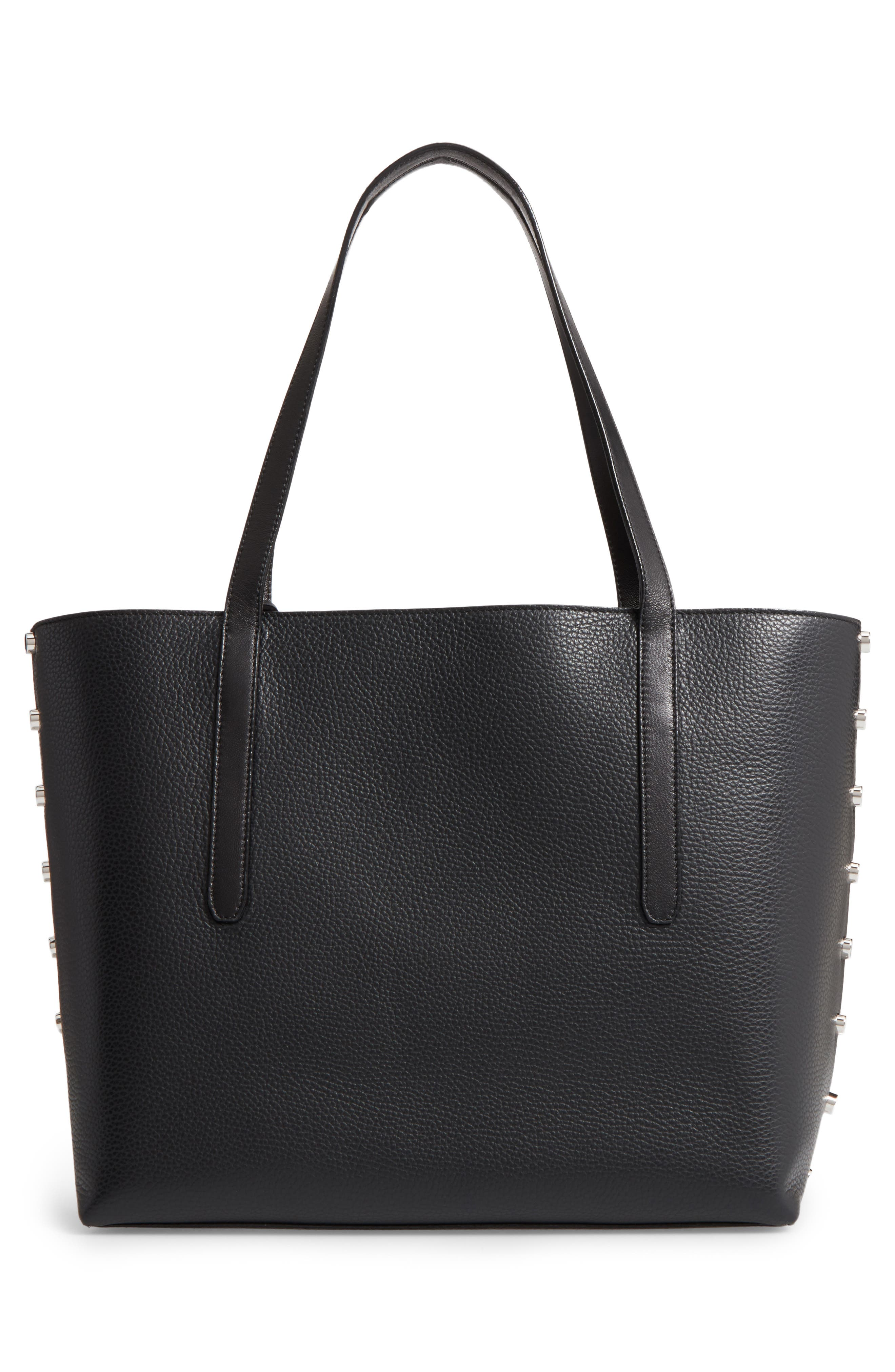 Twist East West Tote,                             Alternate thumbnail 3, color,