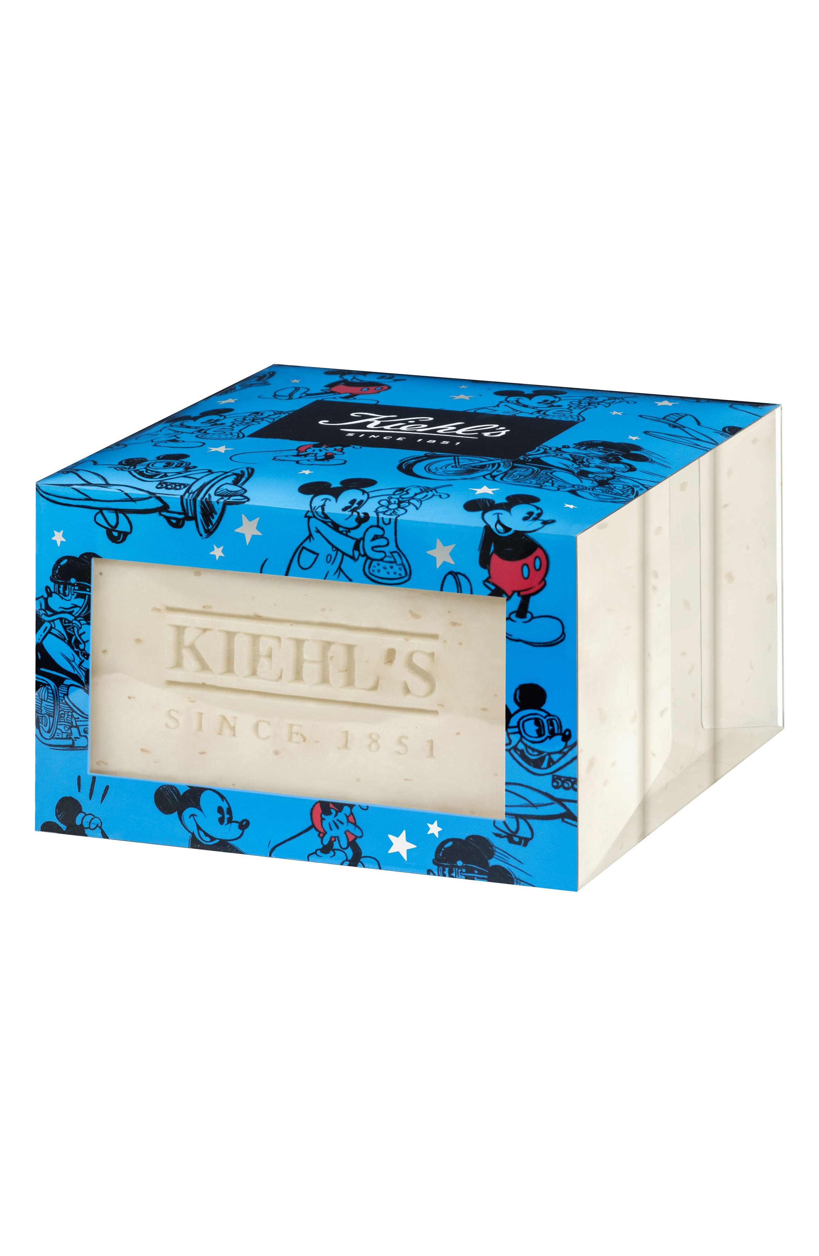 Disney x Kiehl's Since 1851 Ultimate Man Body Scrub Soap Trio,                             Main thumbnail 1, color,                             000