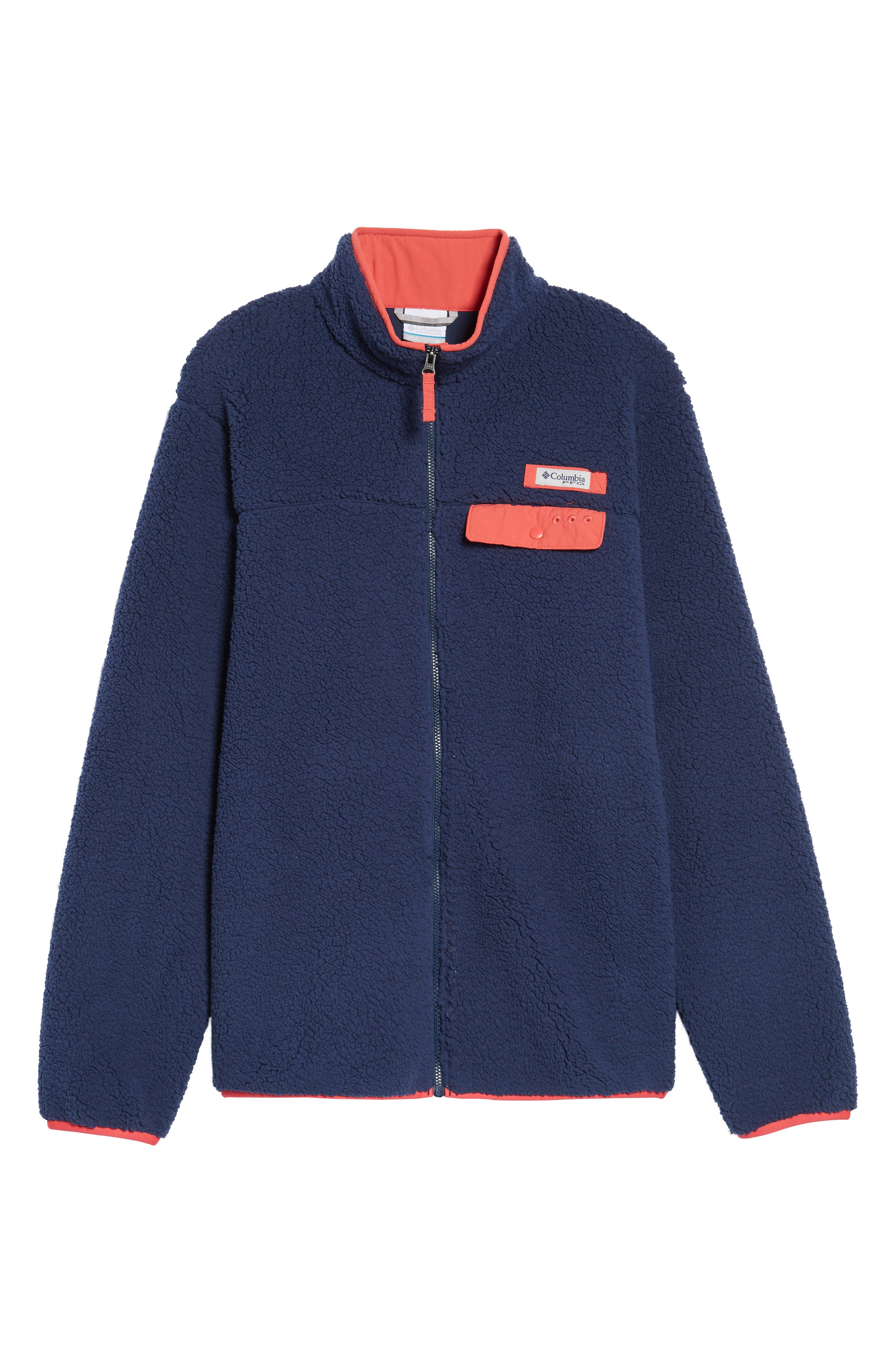 Harborside Fleece Jacket,                             Alternate thumbnail 24, color,