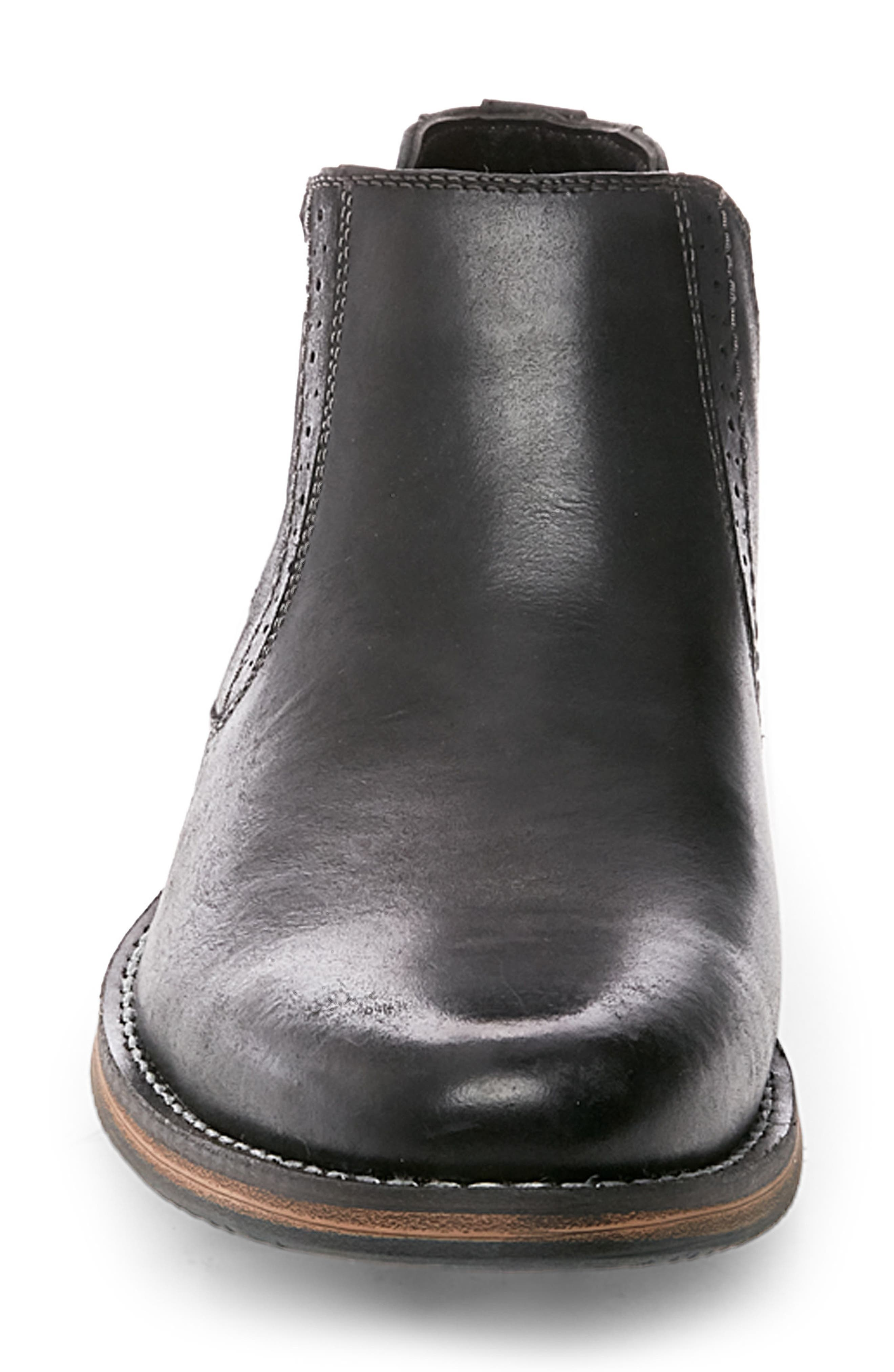 Paxton Chelsea Boot,                             Alternate thumbnail 4, color,                             001