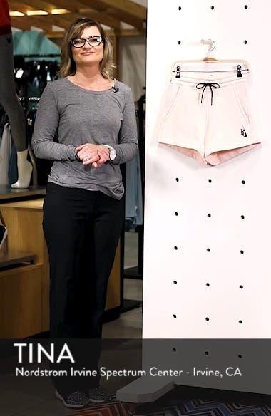 NikeLab Collection Women's Fleece Shorts, sales video thumbnail
