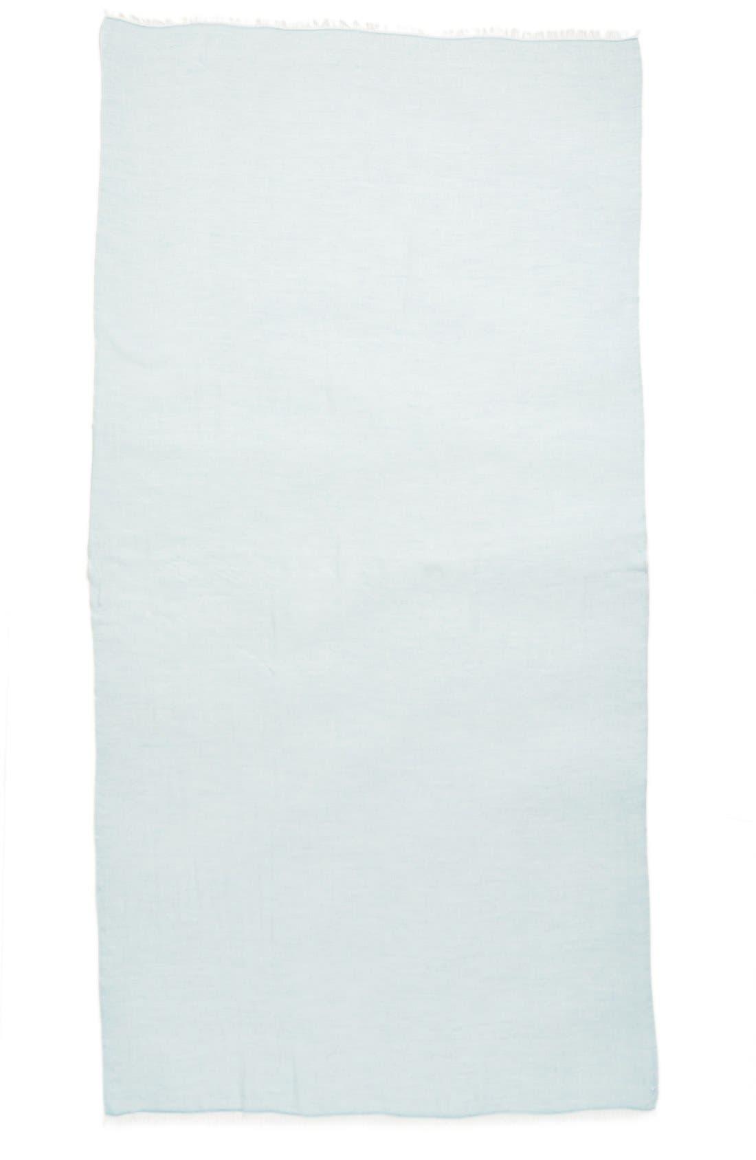 Modal Silk Blend Scarf,                             Alternate thumbnail 58, color,