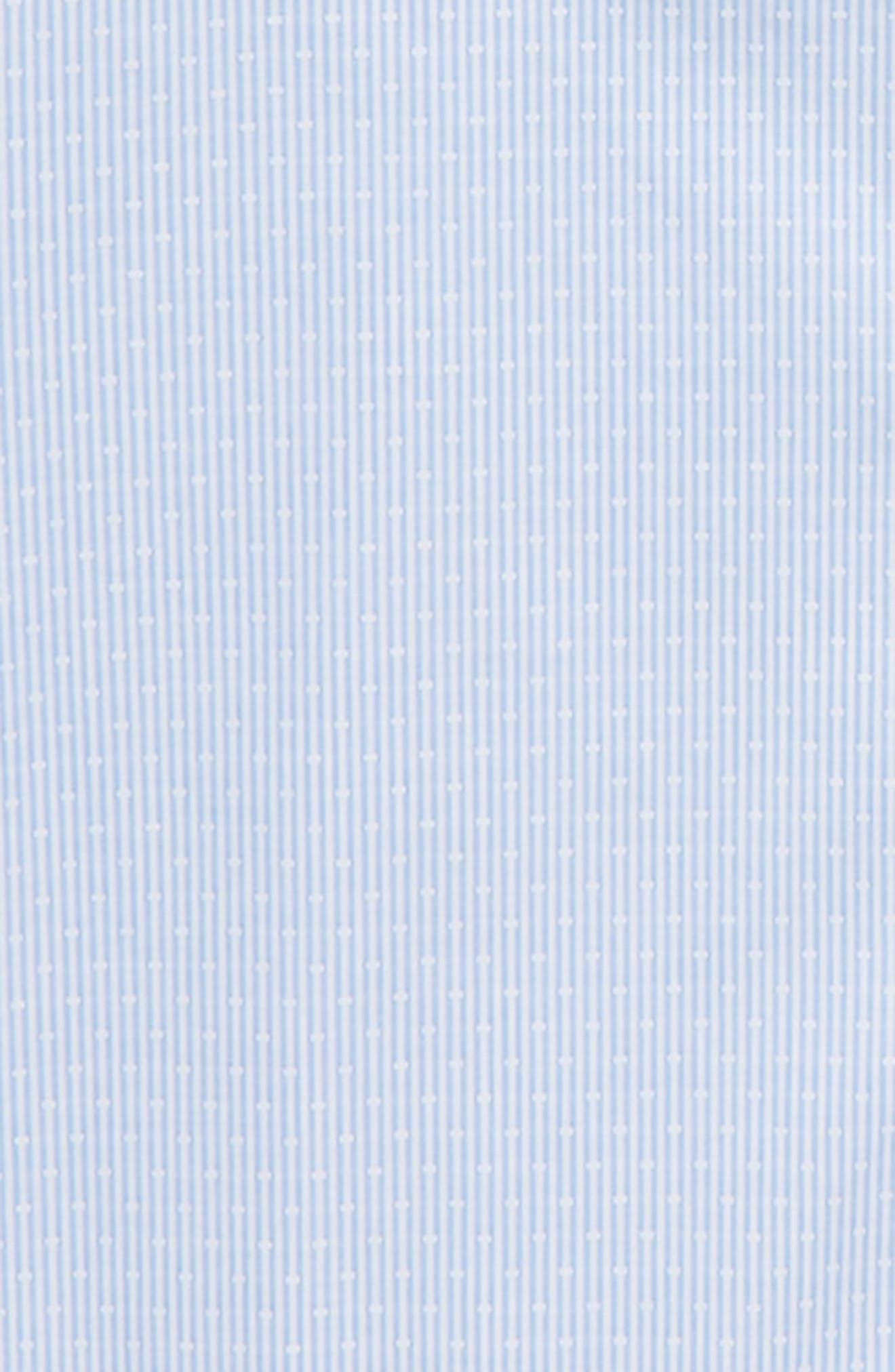 Stripe Dress Shirt,                             Alternate thumbnail 2, color,                             400