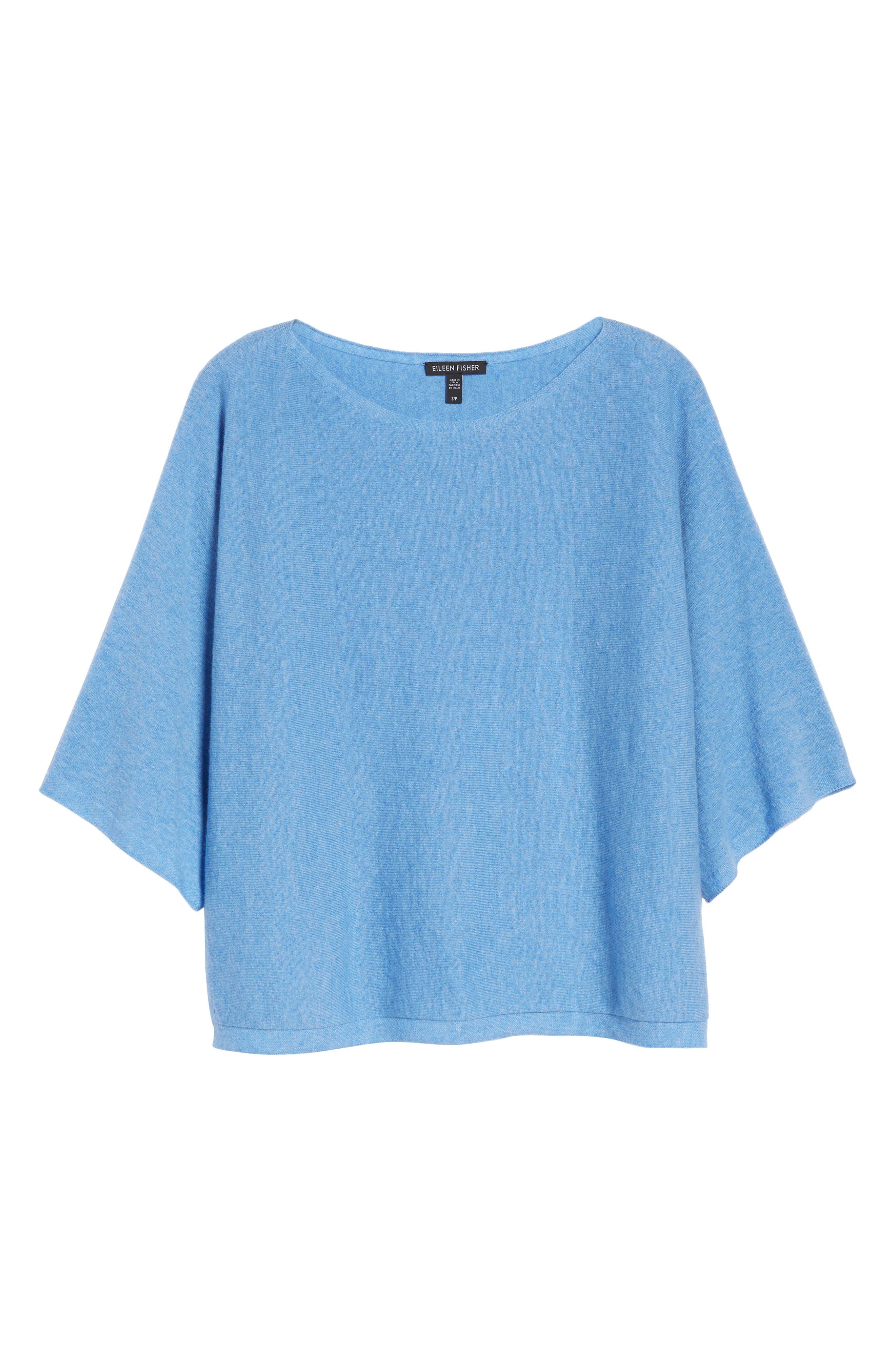 Cashmere Sweater,                             Alternate thumbnail 18, color,