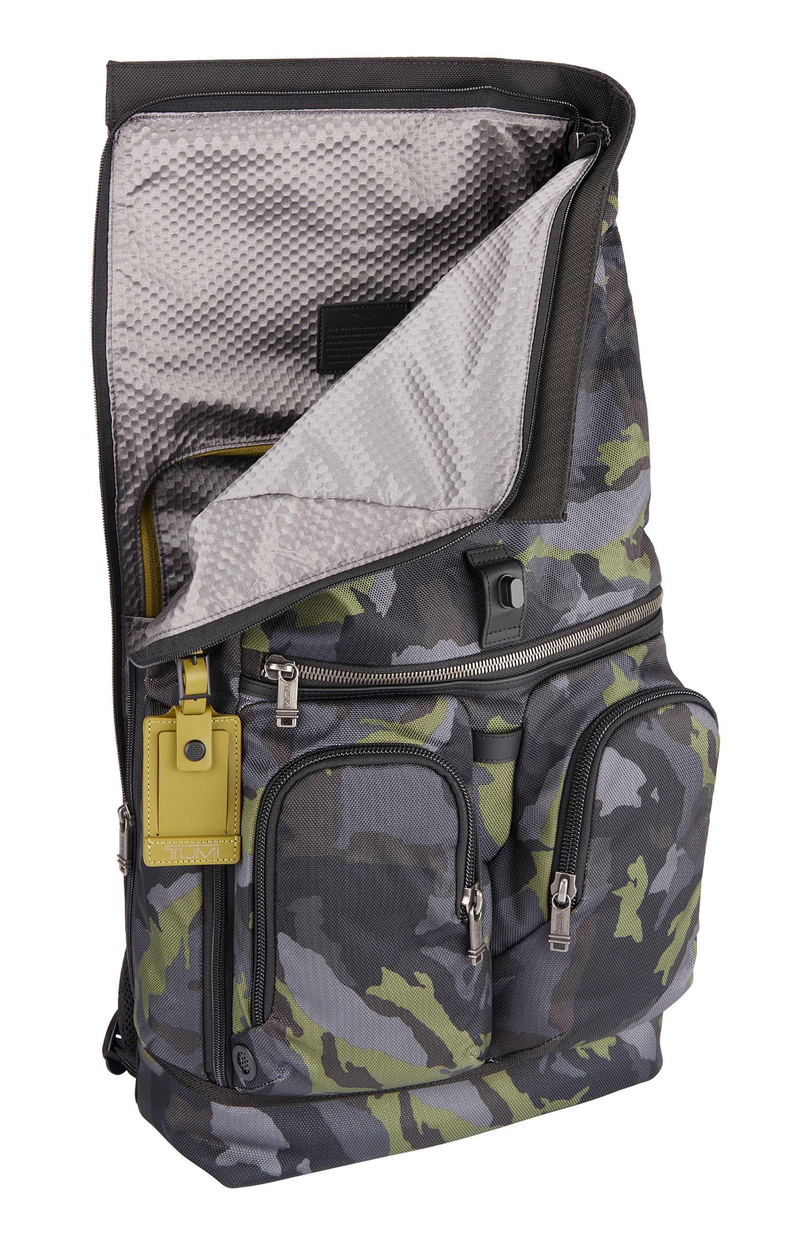 Alpha Bravo - London Backpack,                             Alternate thumbnail 8, color,
