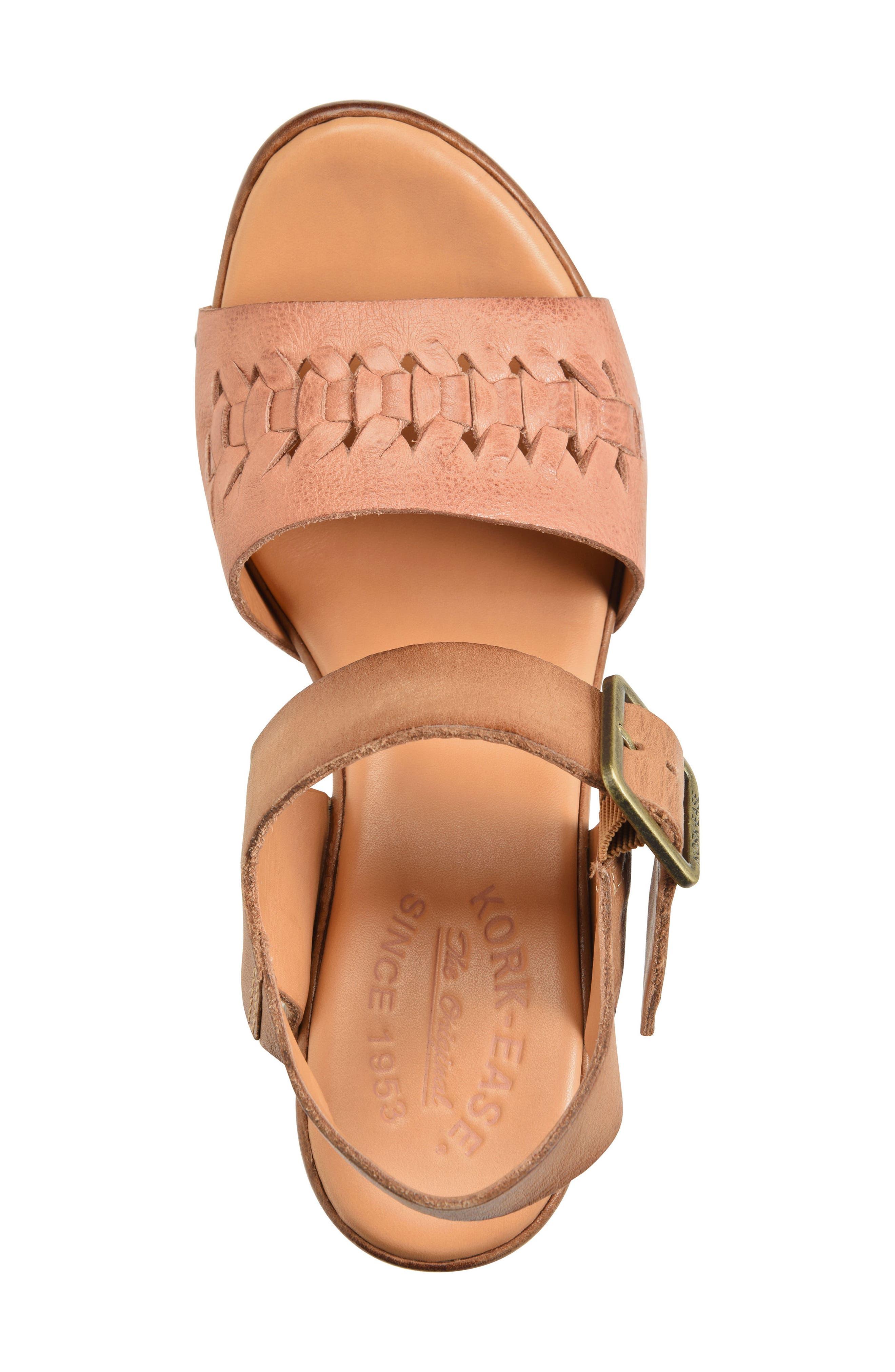 Pasilla Platform Sandal,                             Alternate thumbnail 18, color,