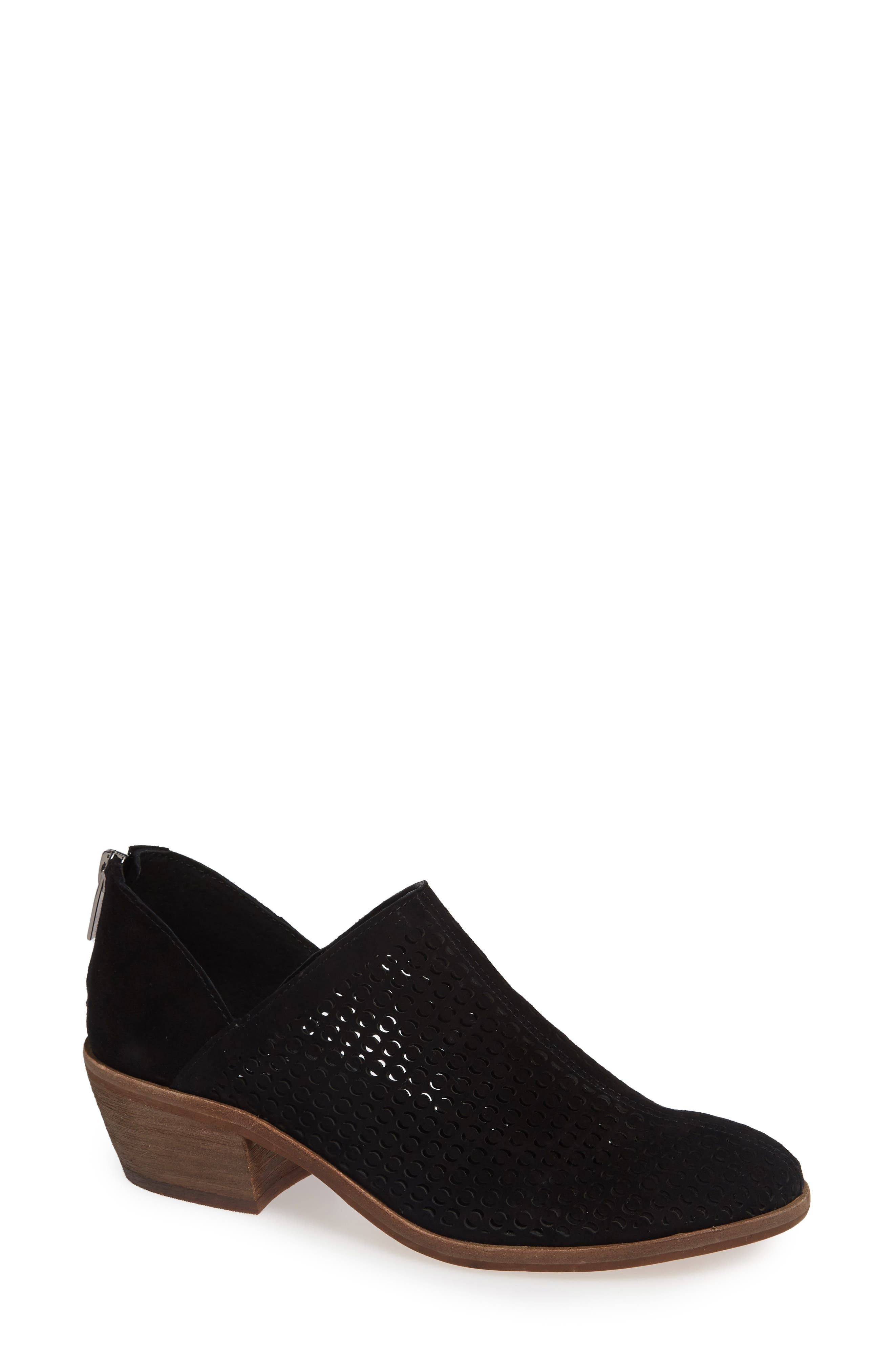 Paleta Boot,                         Main,                         color, BLACK SUEDE