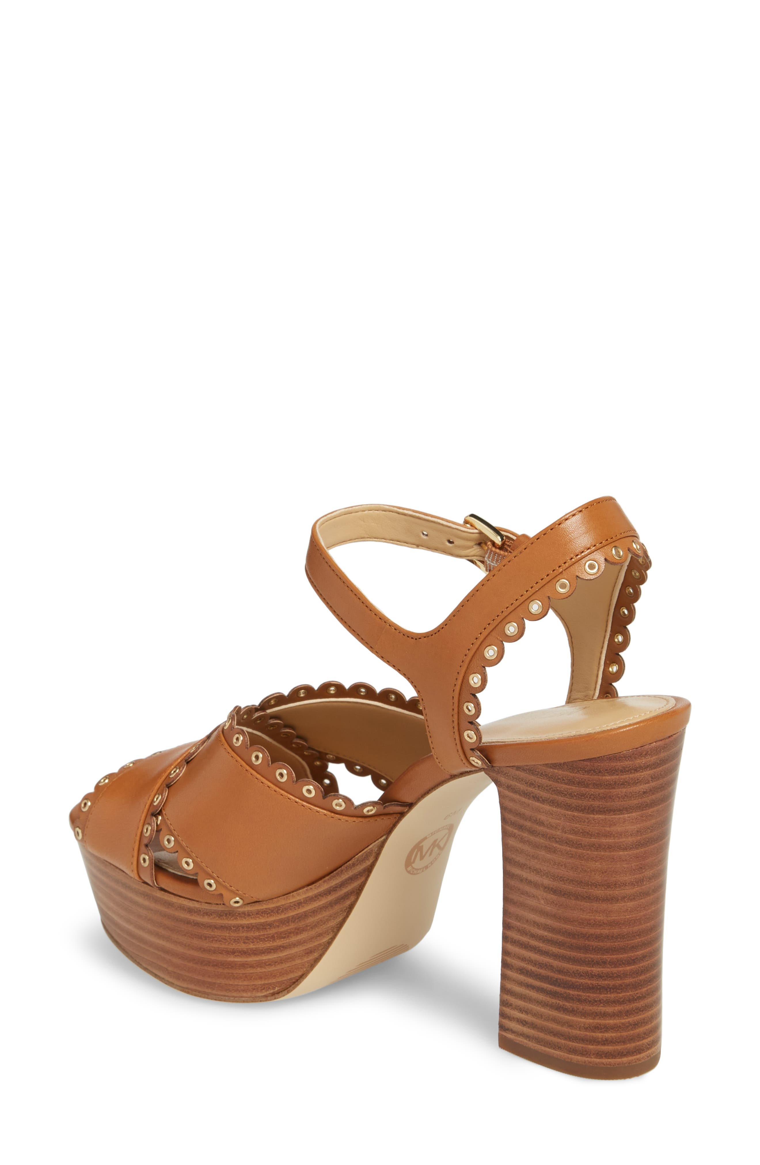 Jessie Platform Sandal,                             Alternate thumbnail 3, color,