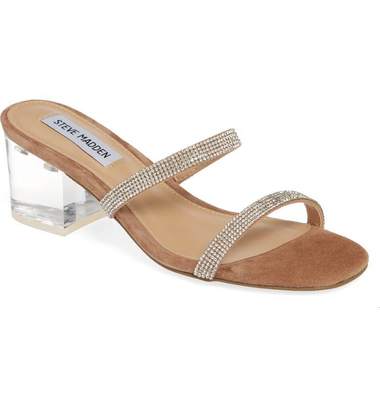 4ead43f7065 Steve Madden Issy Slide Sandal (Women)