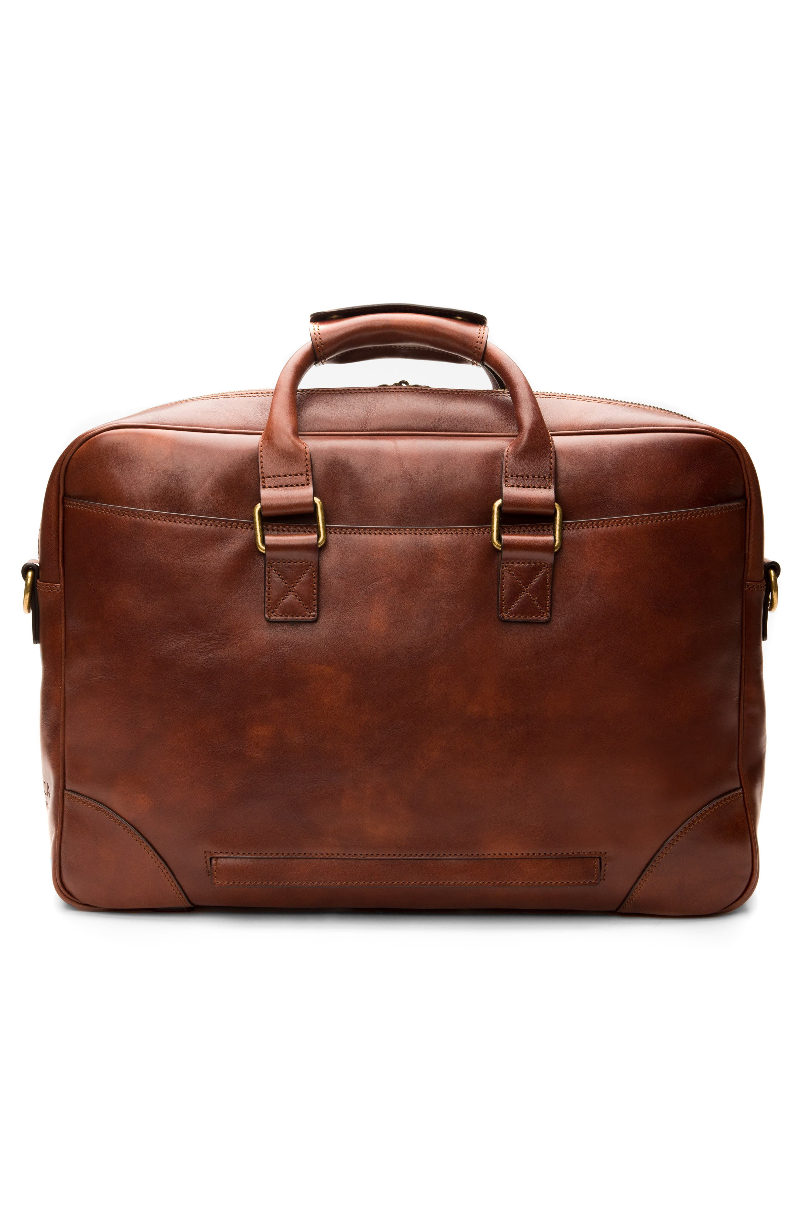 Leather Briefcase,                             Alternate thumbnail 2, color,                             200