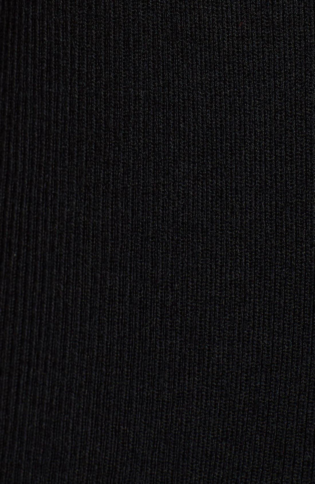 Rib Knit Wool Blend Cardigan,                             Alternate thumbnail 63, color,