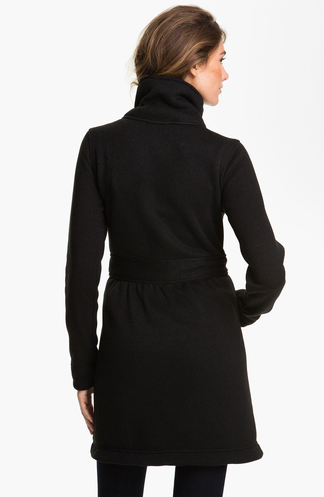 PATAGONIA,                             'Better Sweater' Coat,                             Alternate thumbnail 2, color,                             001