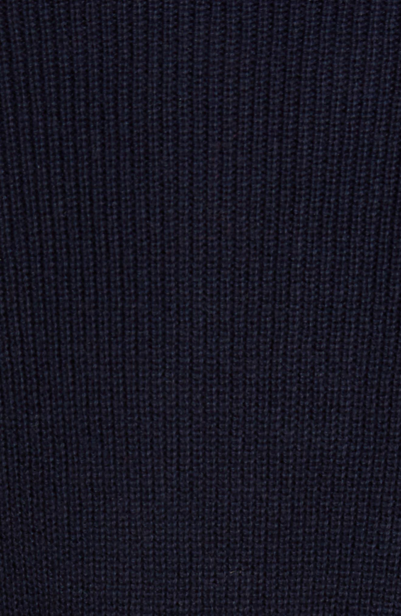 Cotton & Cashmere Henley Sweater,                             Alternate thumbnail 14, color,