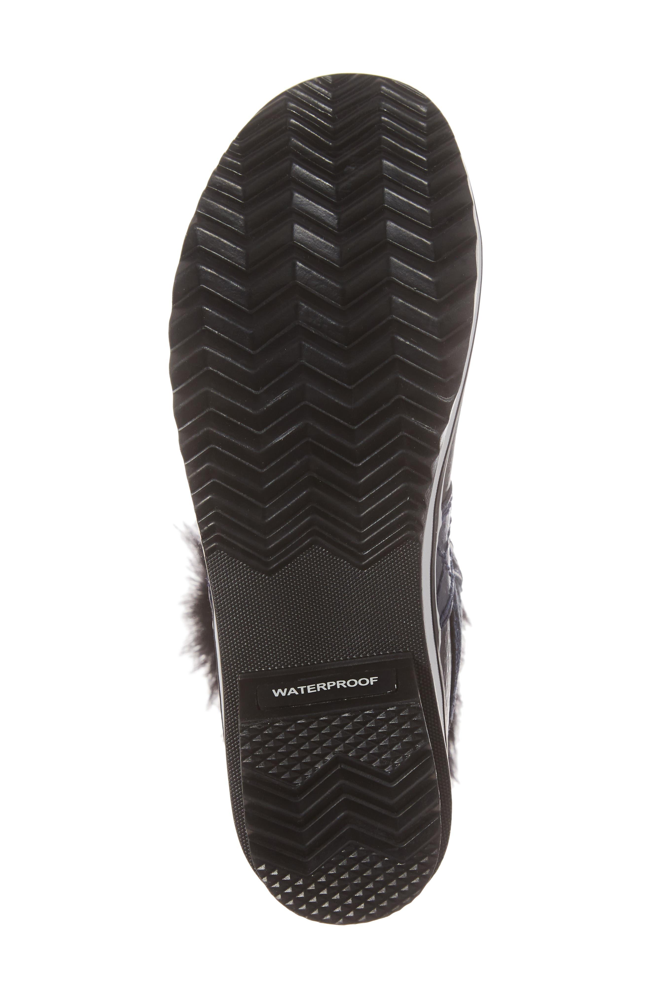 Tofino II Fleece Lined Waterproof Boot,                             Alternate thumbnail 6, color,