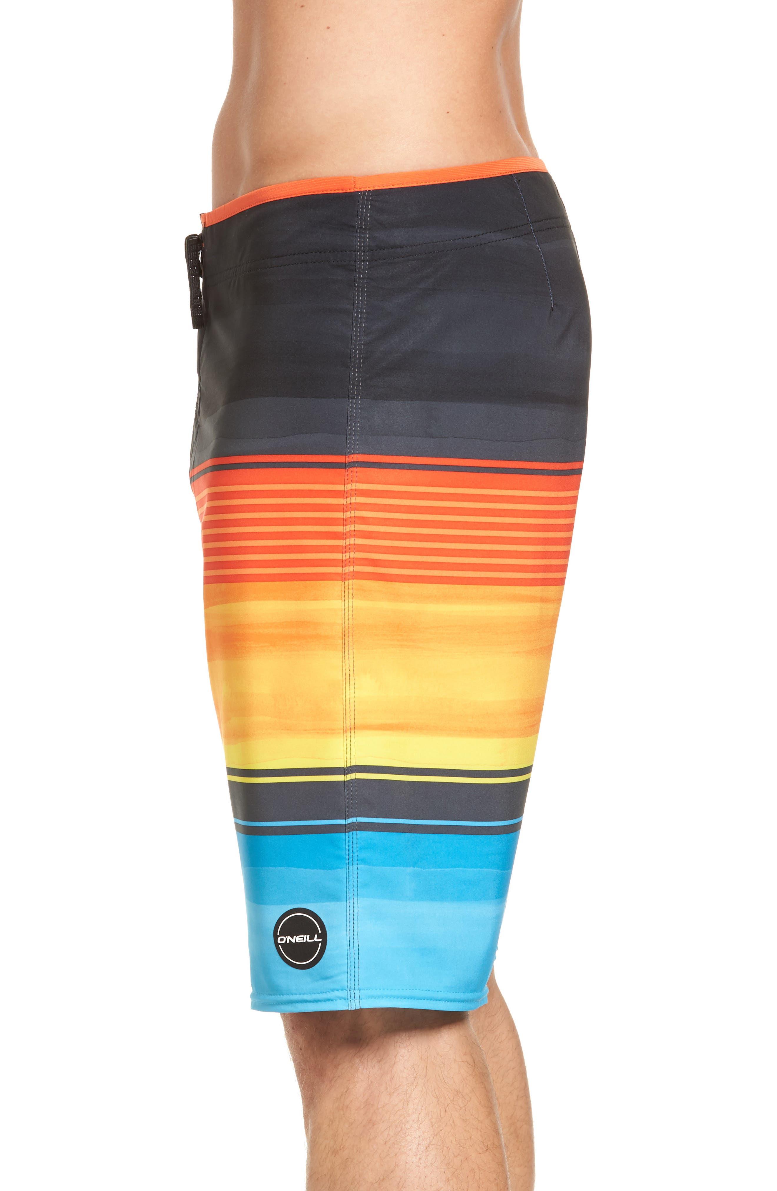 Hyperfreak Heist Board Shorts,                             Alternate thumbnail 32, color,