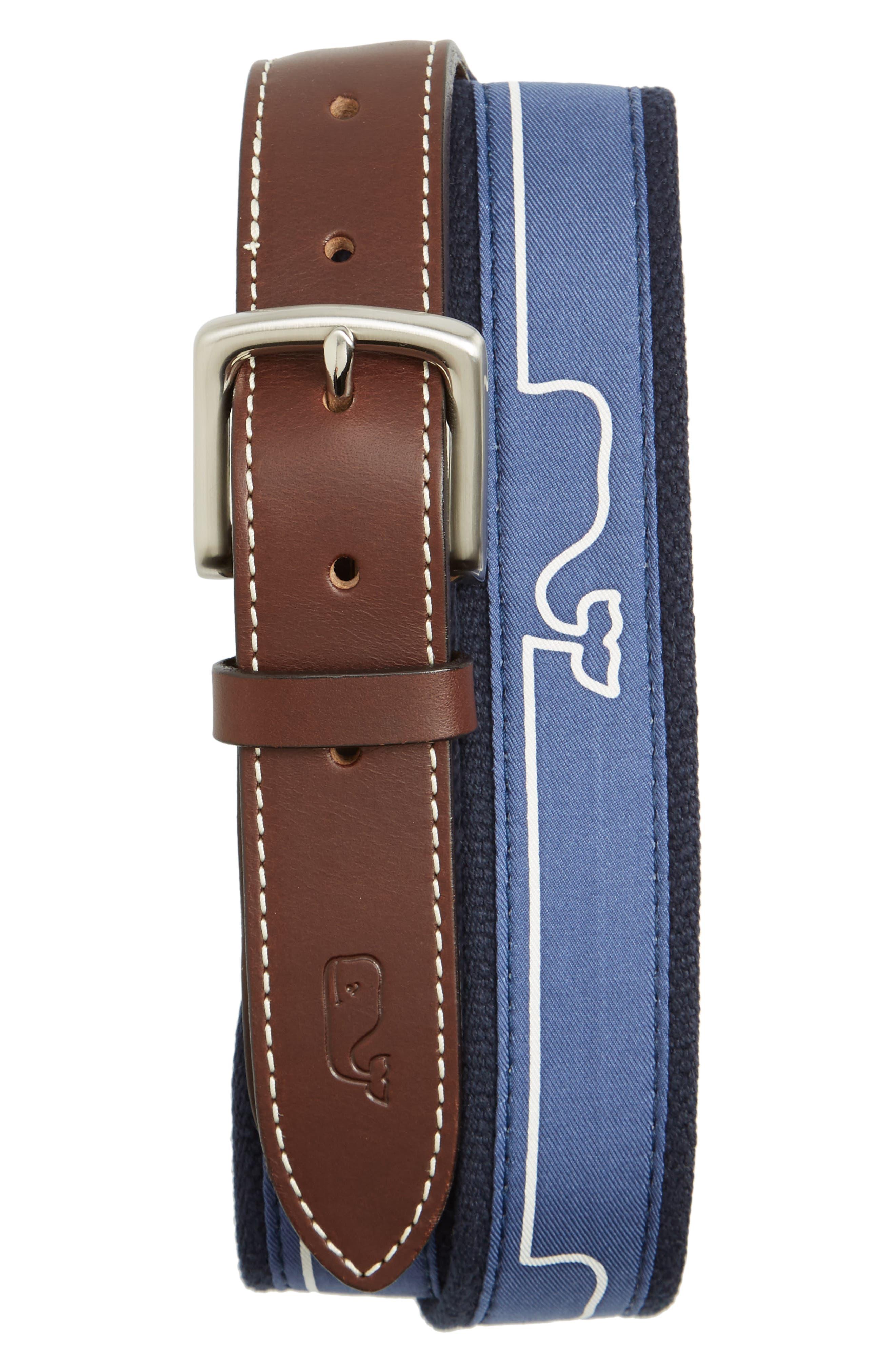Whaline Match Canvas Belt,                         Main,                         color, 153