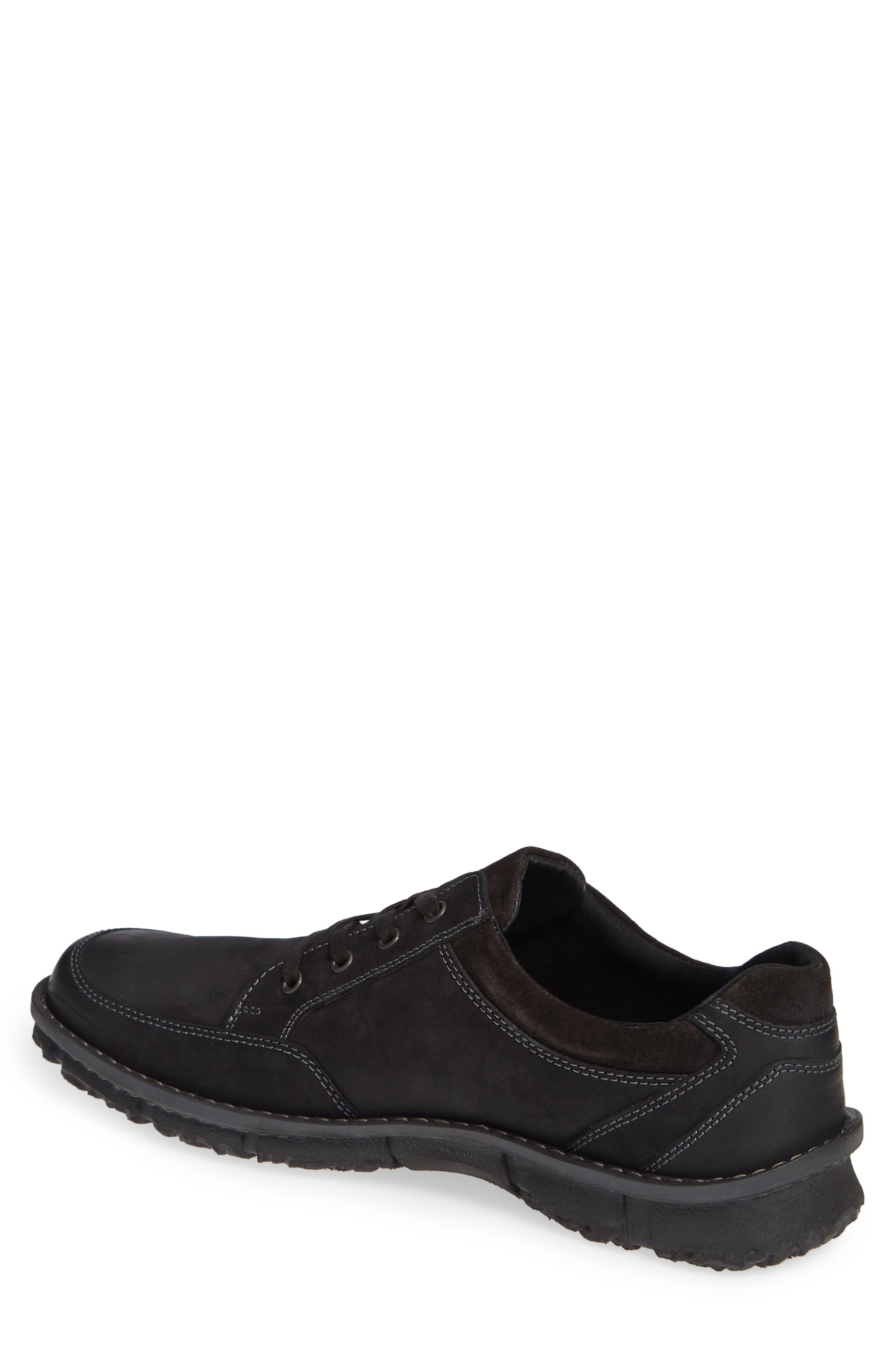 JOSEF SEIBEL,                             Willow 33 Sneaker,                             Alternate thumbnail 2, color,                             BLACK LEATHER