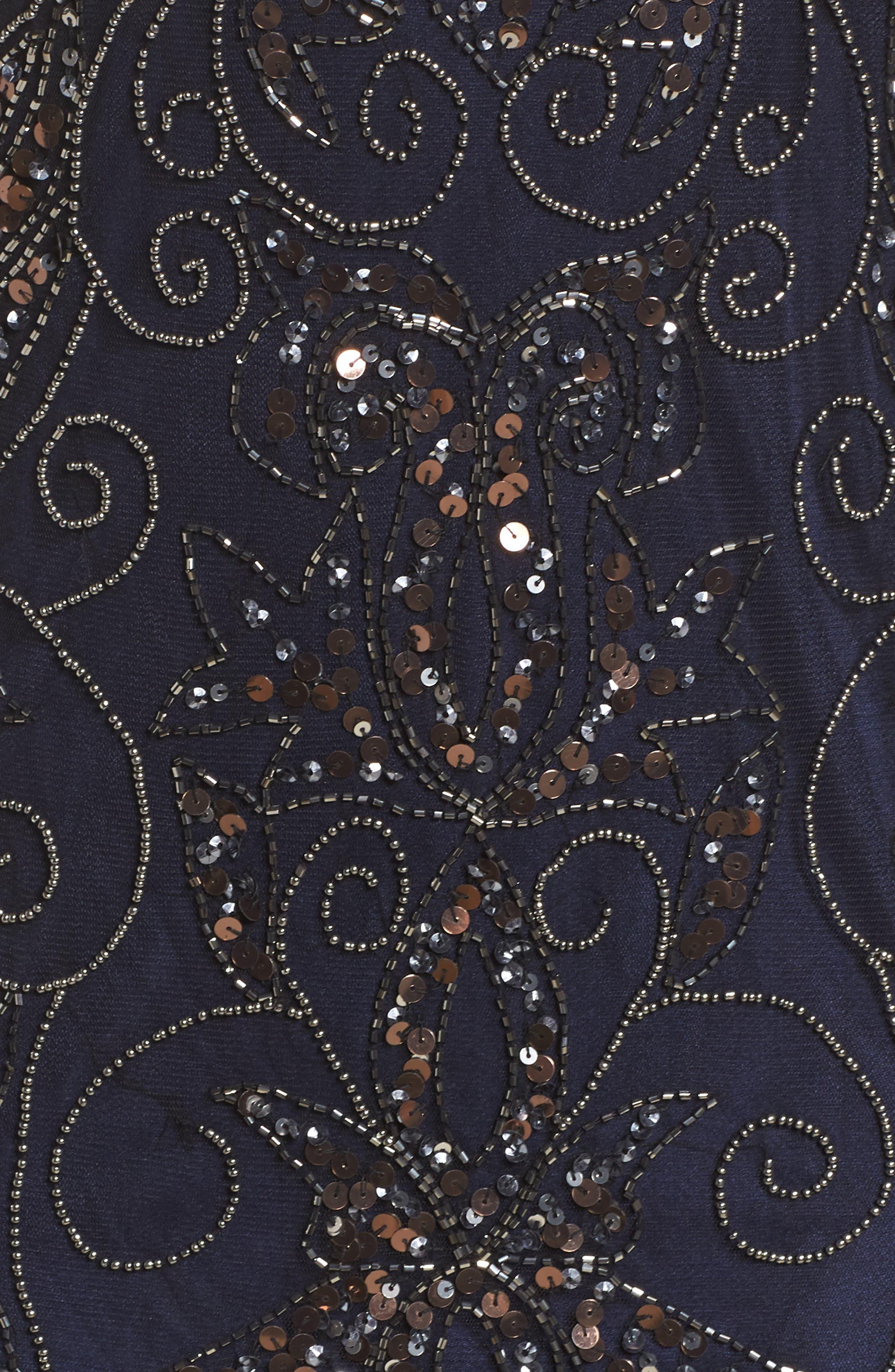 Mermaid Gown,                             Alternate thumbnail 31, color,