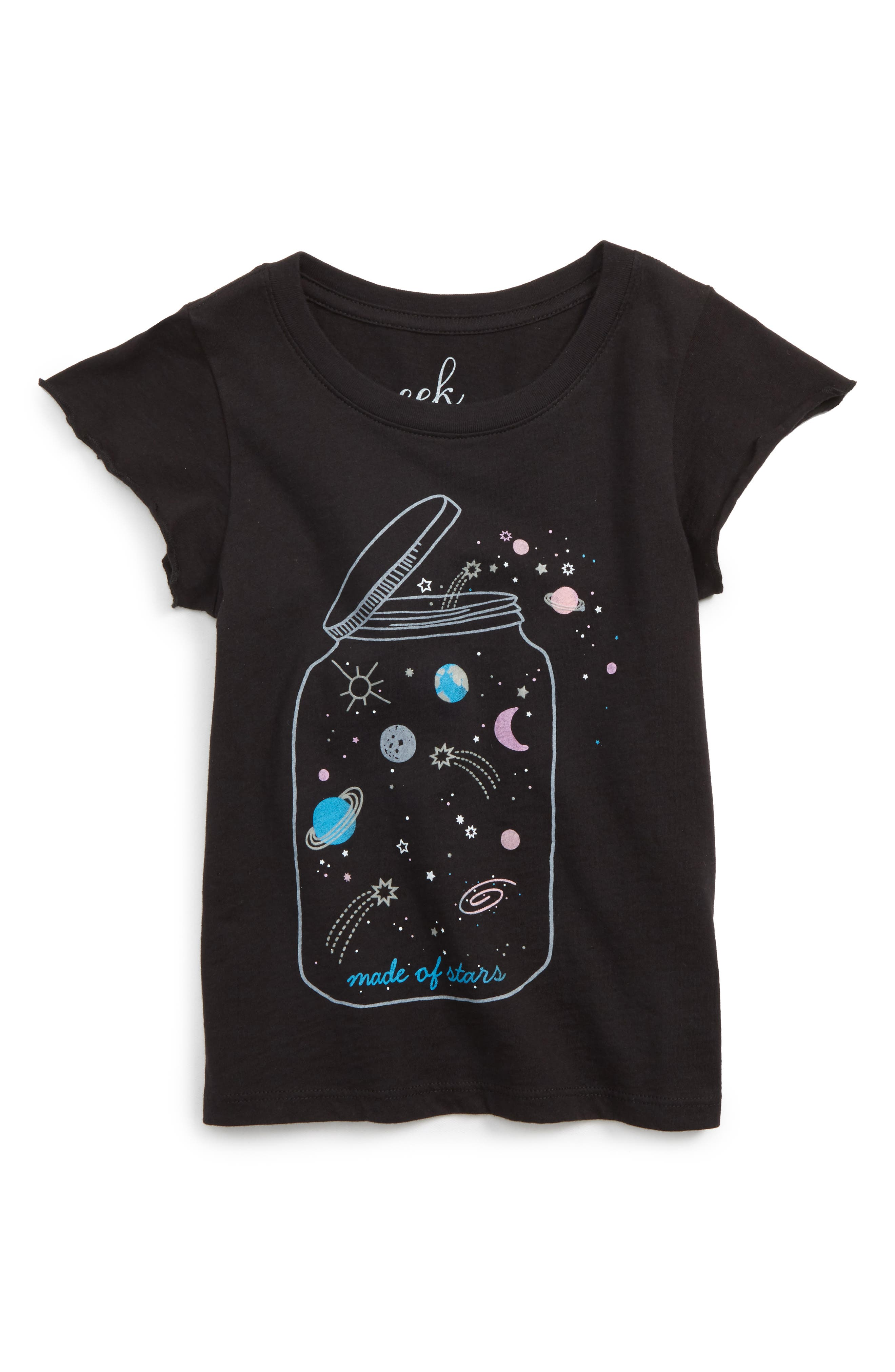 Made of Stars Tee,                         Main,                         color, 001