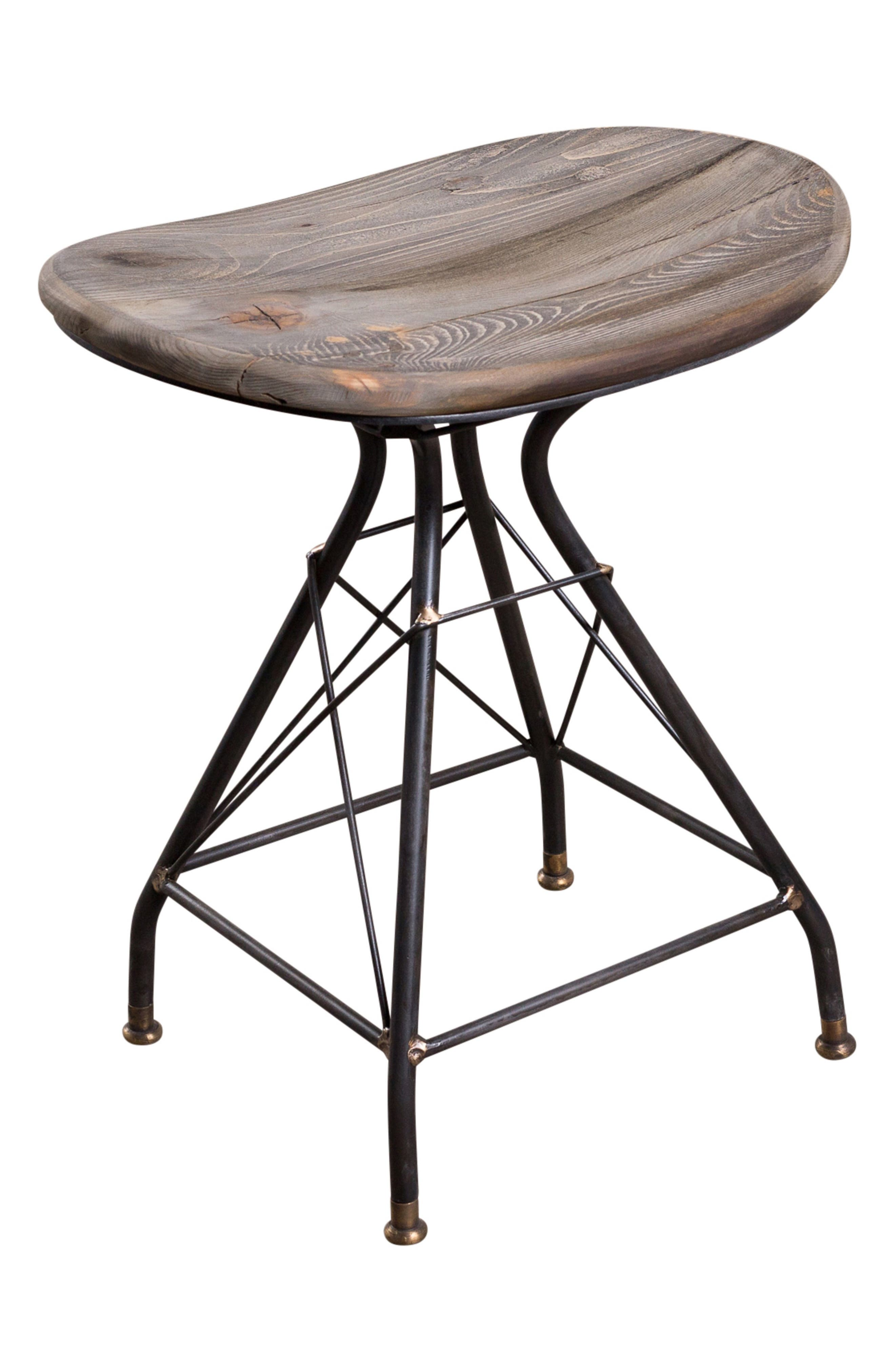 Goa Stool,                             Alternate thumbnail 3, color,                             SMOKY PINE