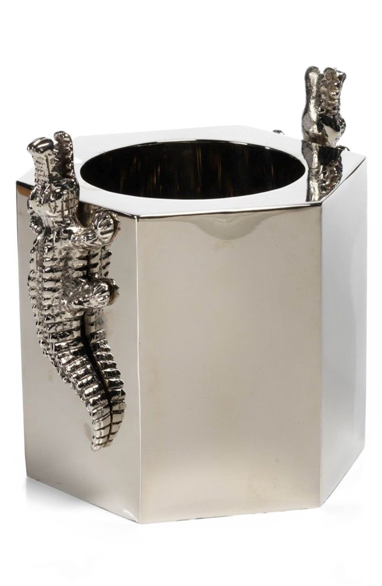 Crocodile Wine Cooler,                             Main thumbnail 1, color,