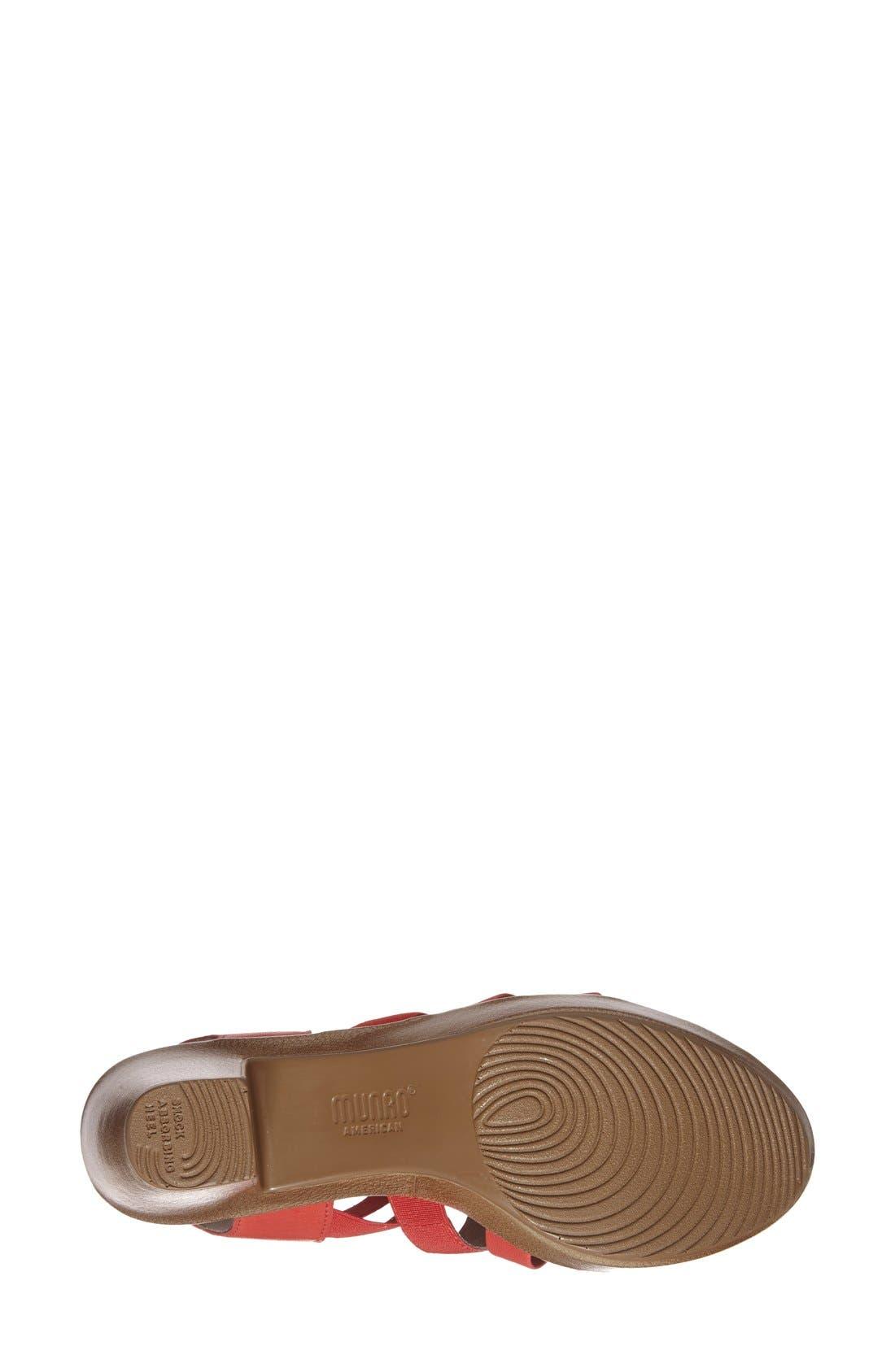 'Cookie' Slingback Sandal,                             Alternate thumbnail 31, color,
