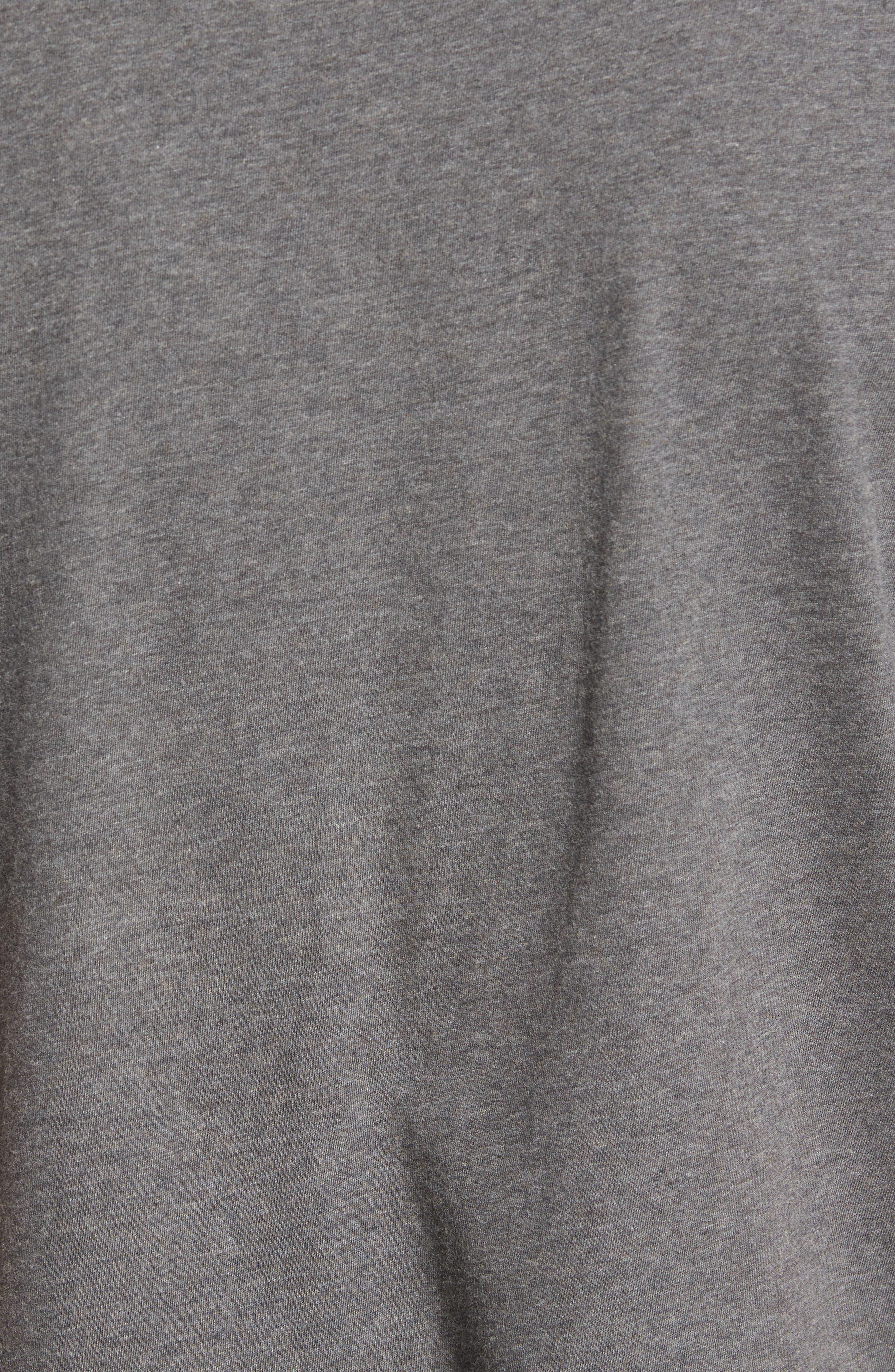 Texas Check Regular Fit T-Shirt,                             Alternate thumbnail 5, color,