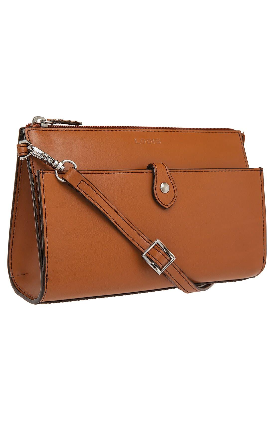 Lodis'Audrey Collection -Vicky' ConvertibleCrossbody Bag,                             Alternate thumbnail 10, color,