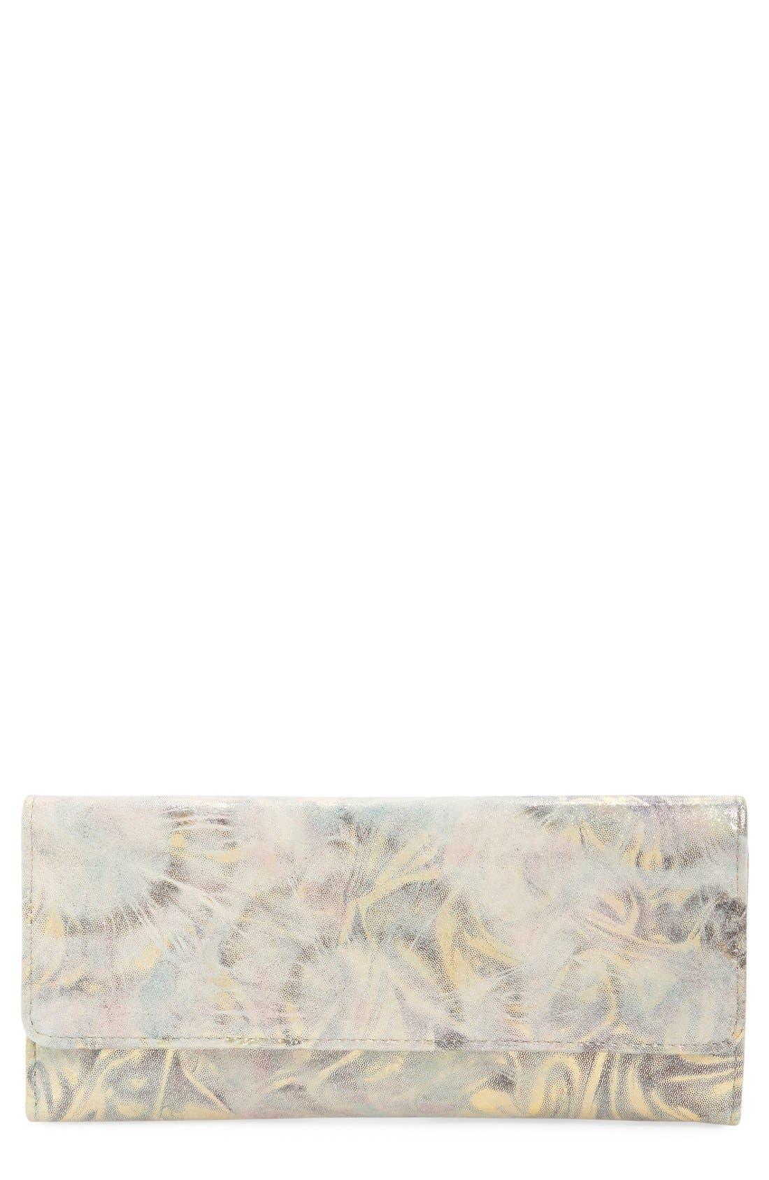 'Sadie' Leather Wallet,                             Main thumbnail 65, color,