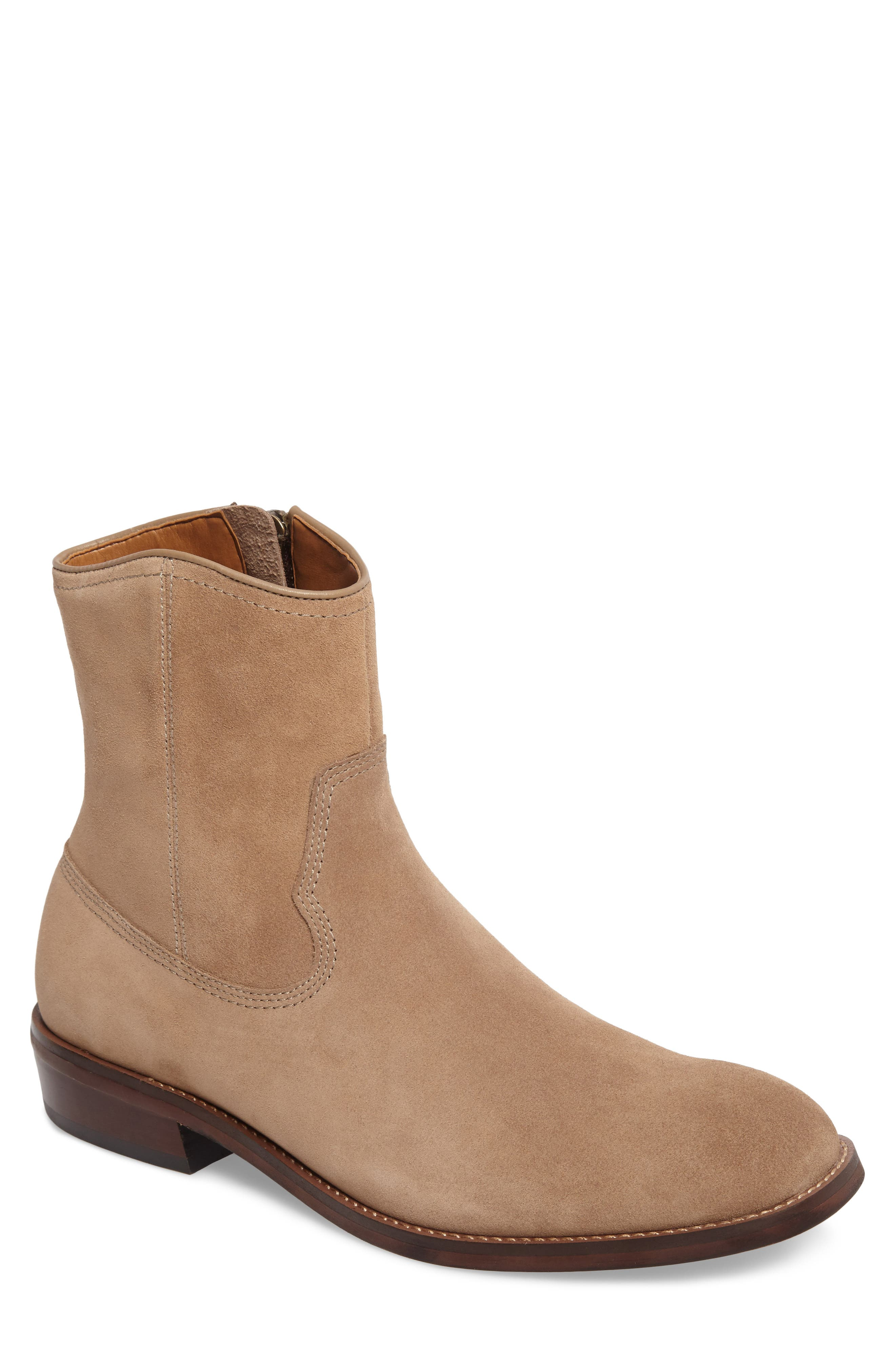 Fazio Zip Boot,                         Main,                         color,