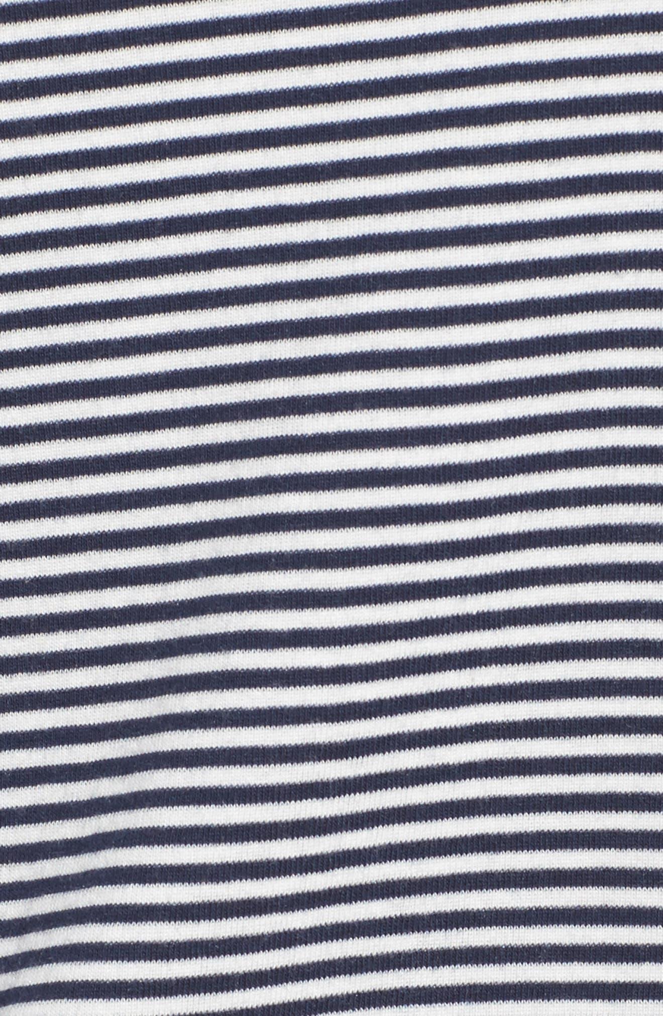 Jersey Short Pajamas,                             Alternate thumbnail 5, color,