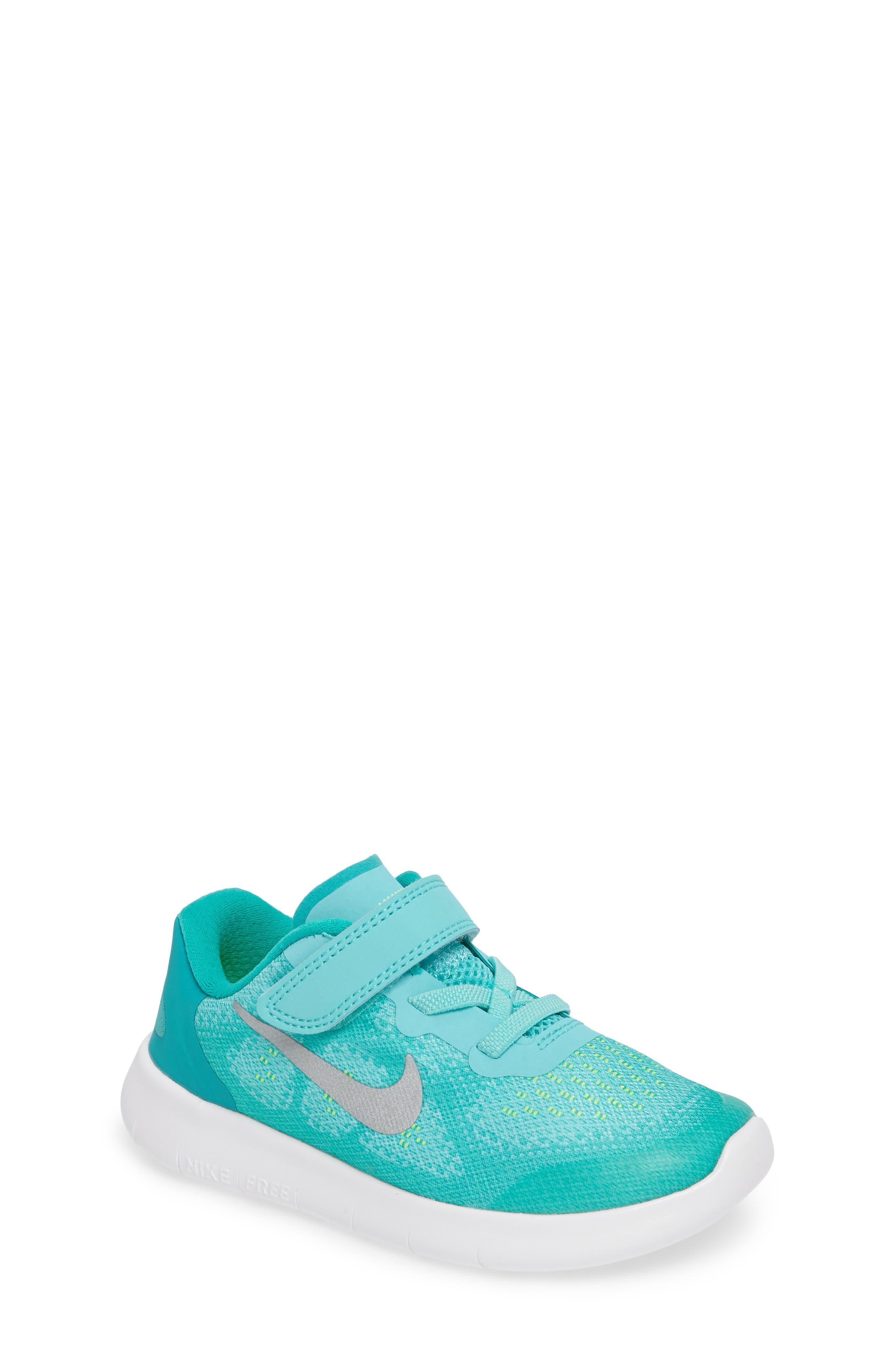Free Run 2017 Sneaker,                             Main thumbnail 3, color,