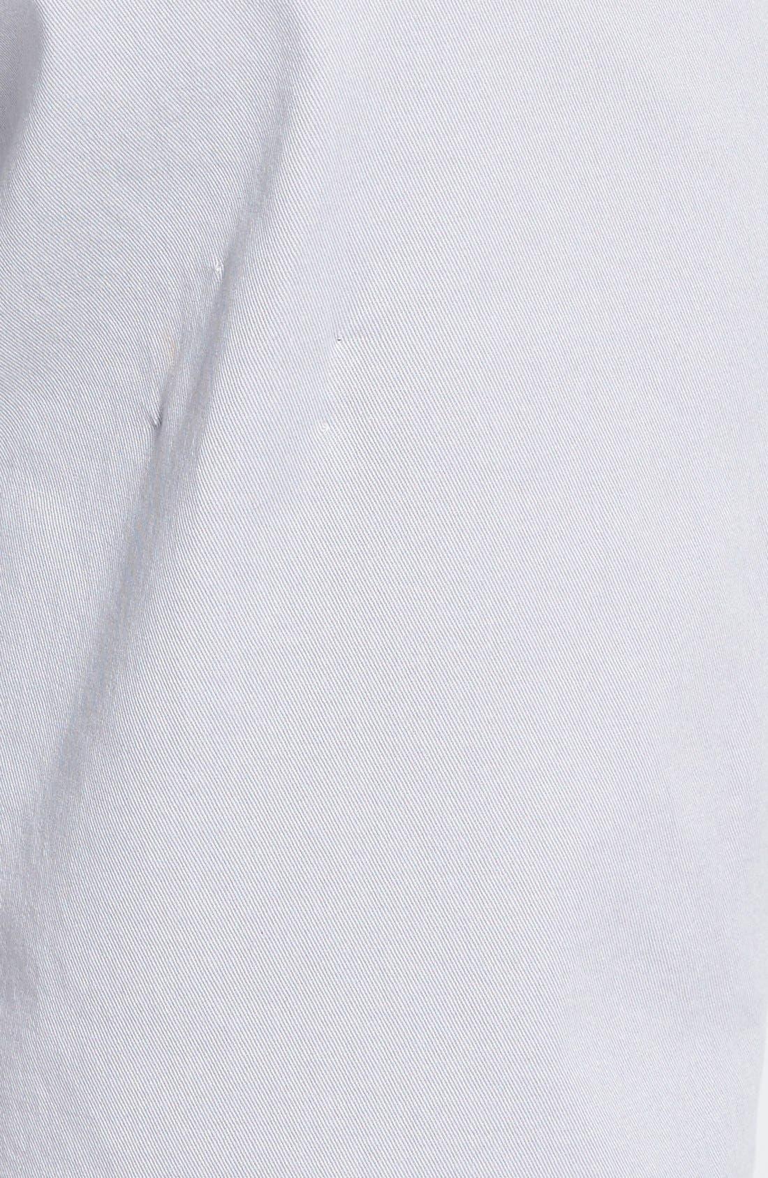 'Ainsley' Slim Bermuda Shorts,                             Alternate thumbnail 33, color,