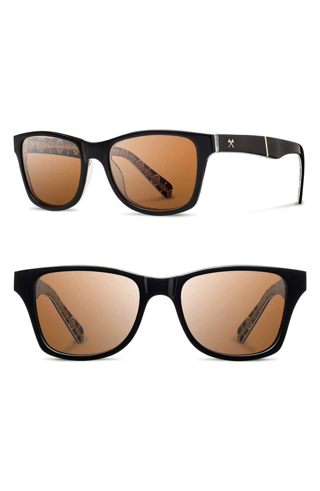 'Canby - Pendleton' 54mm Polarized Sunglasses,                             Main thumbnail 2, color,