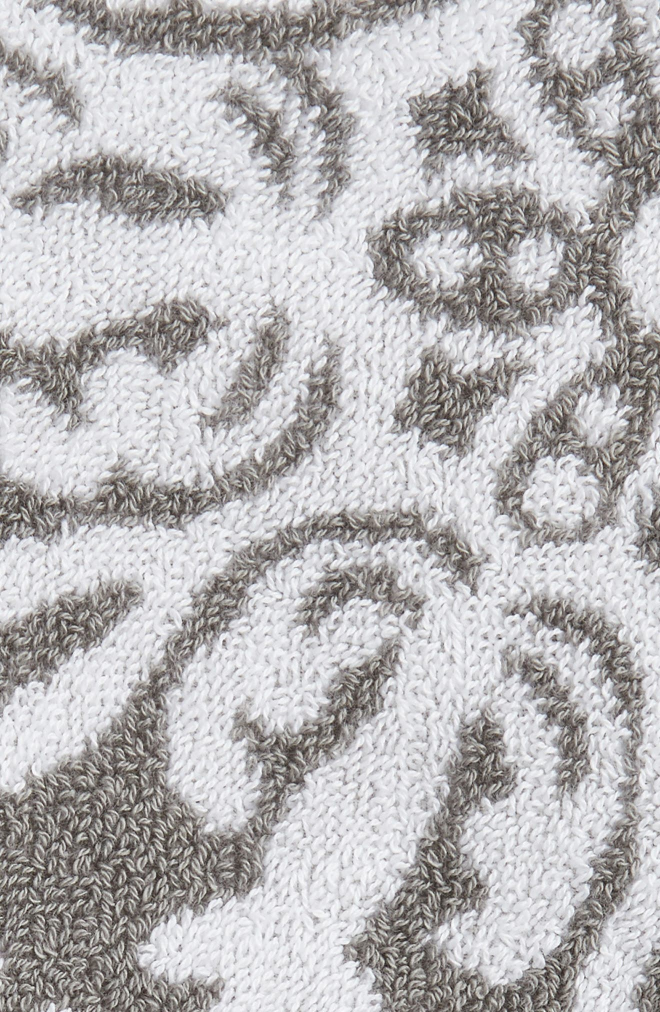 Fan Ombré Washcloth,                             Alternate thumbnail 3, color,                             021